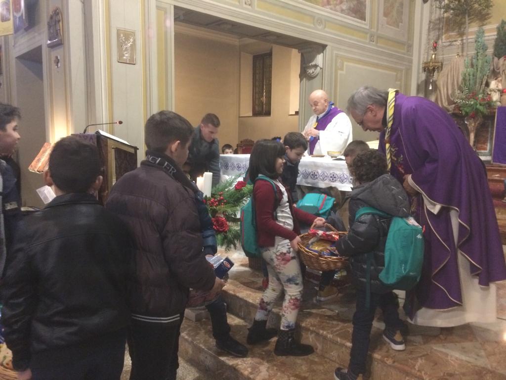 Luce Betlemme 2018 messa (53)
