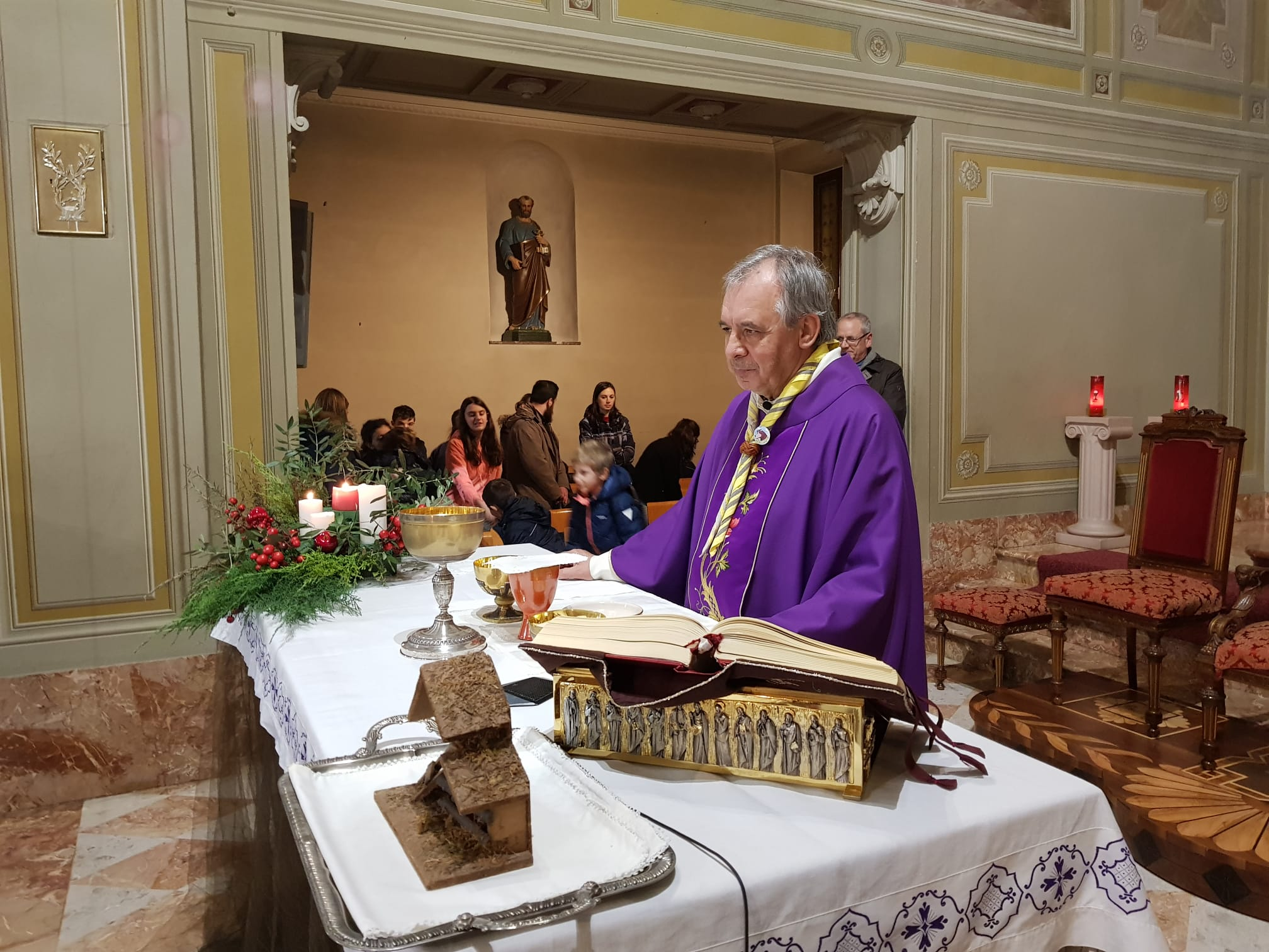 Luce di Betlemme 2019 santa messa (100)