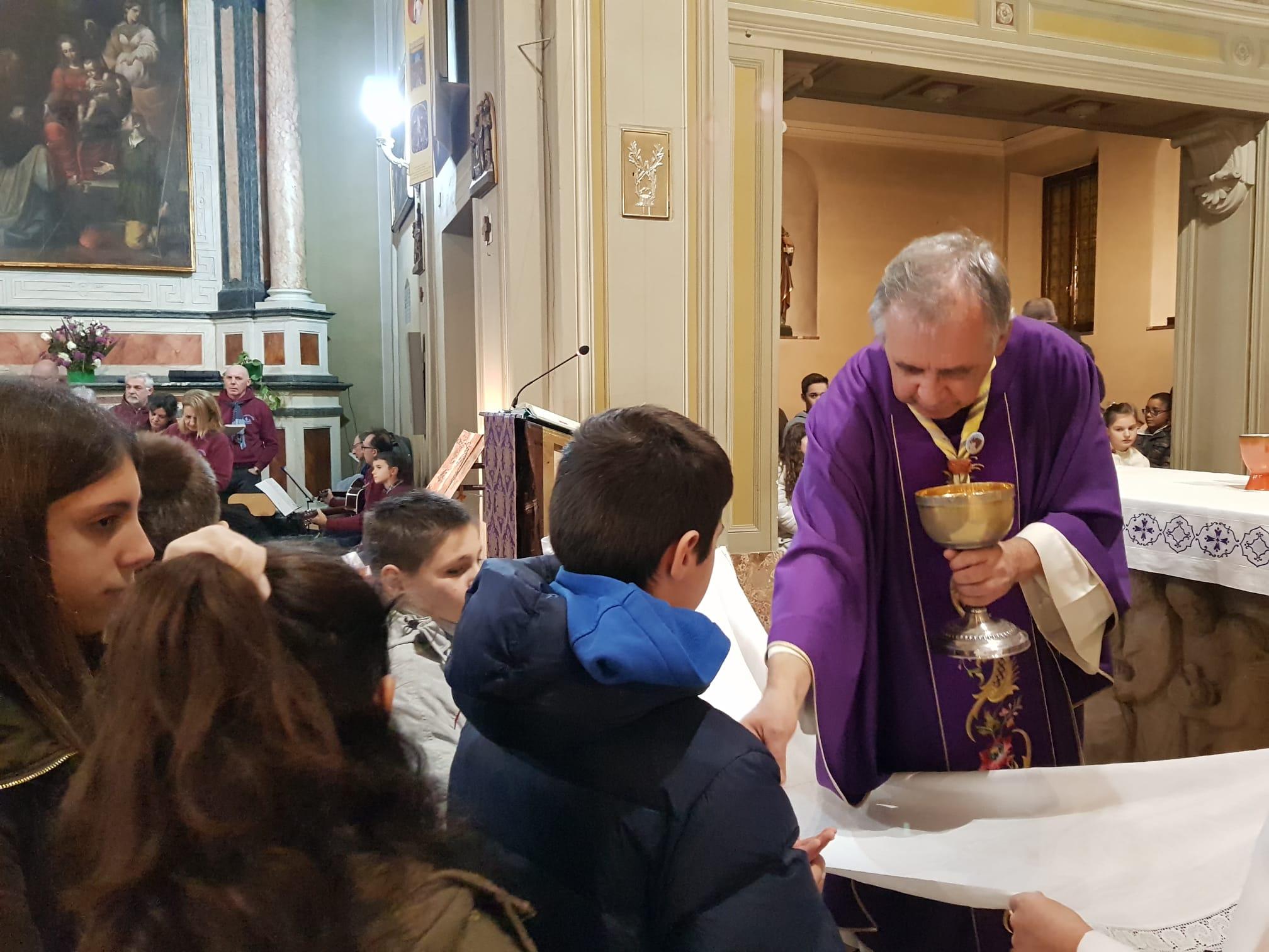 Luce di Betlemme 2019 santa messa (103)