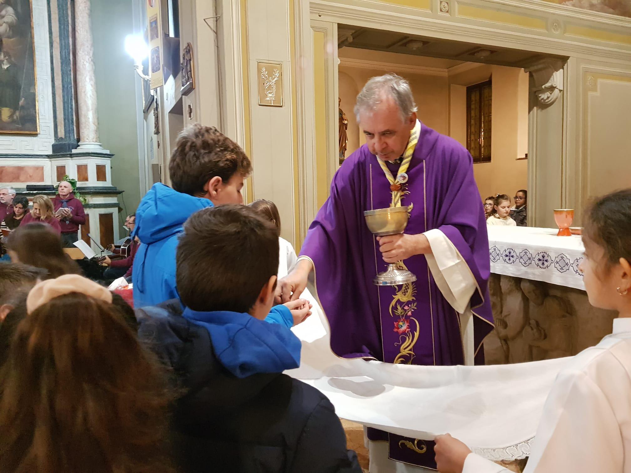 Luce di Betlemme 2019 santa messa (104)