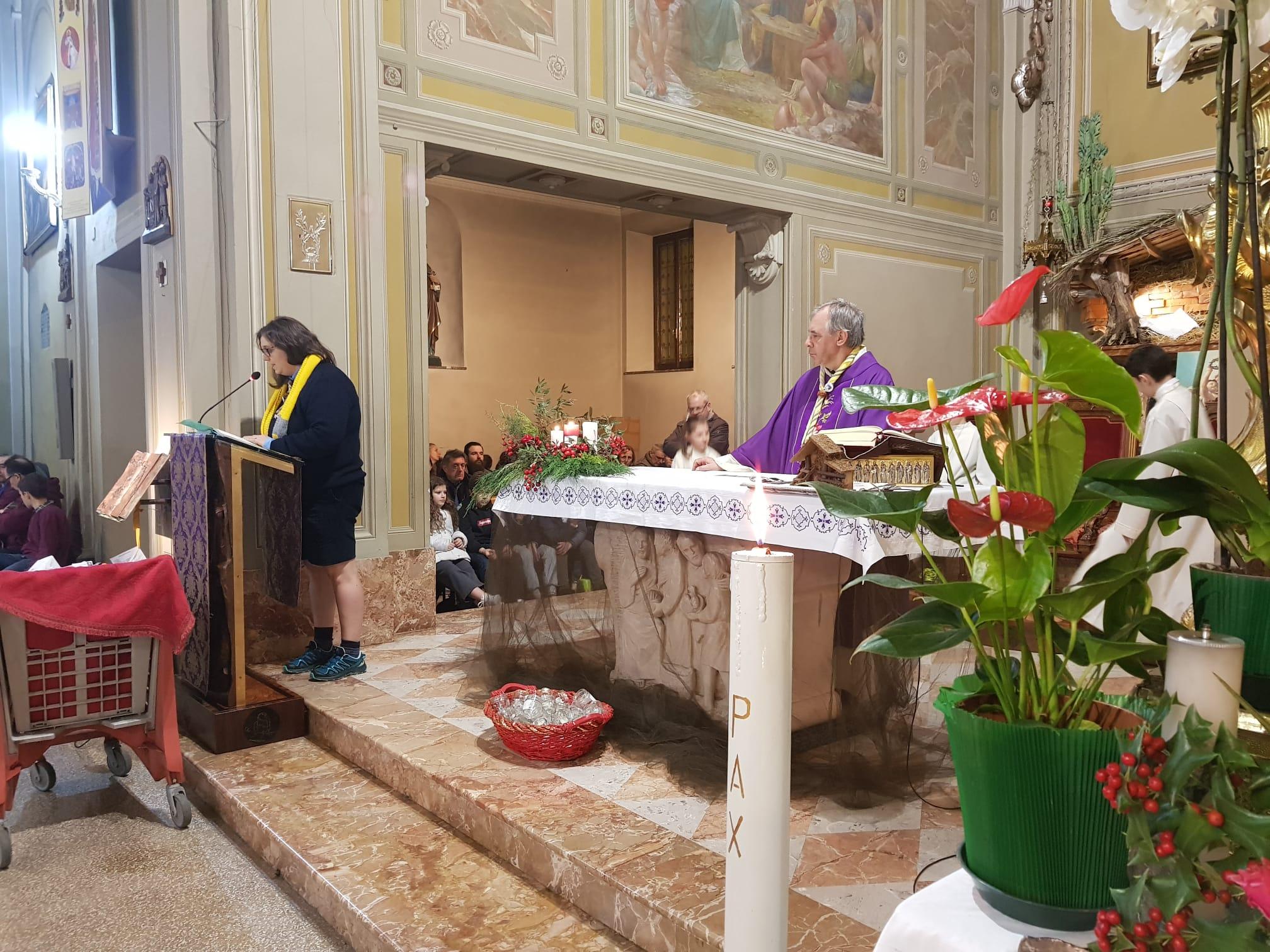 Luce di Betlemme 2019 santa messa (111)