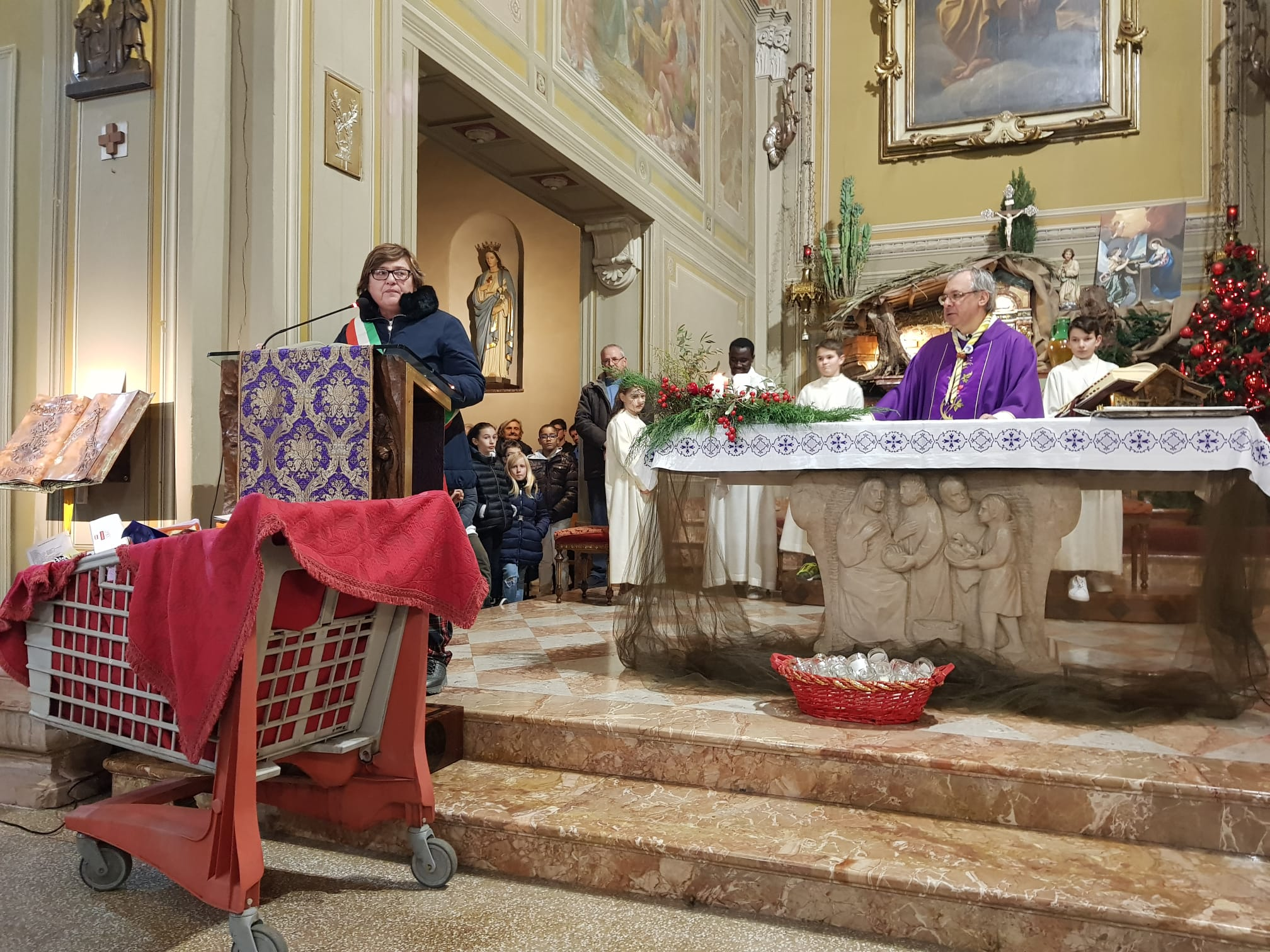 Luce di Betlemme 2019 santa messa (114)
