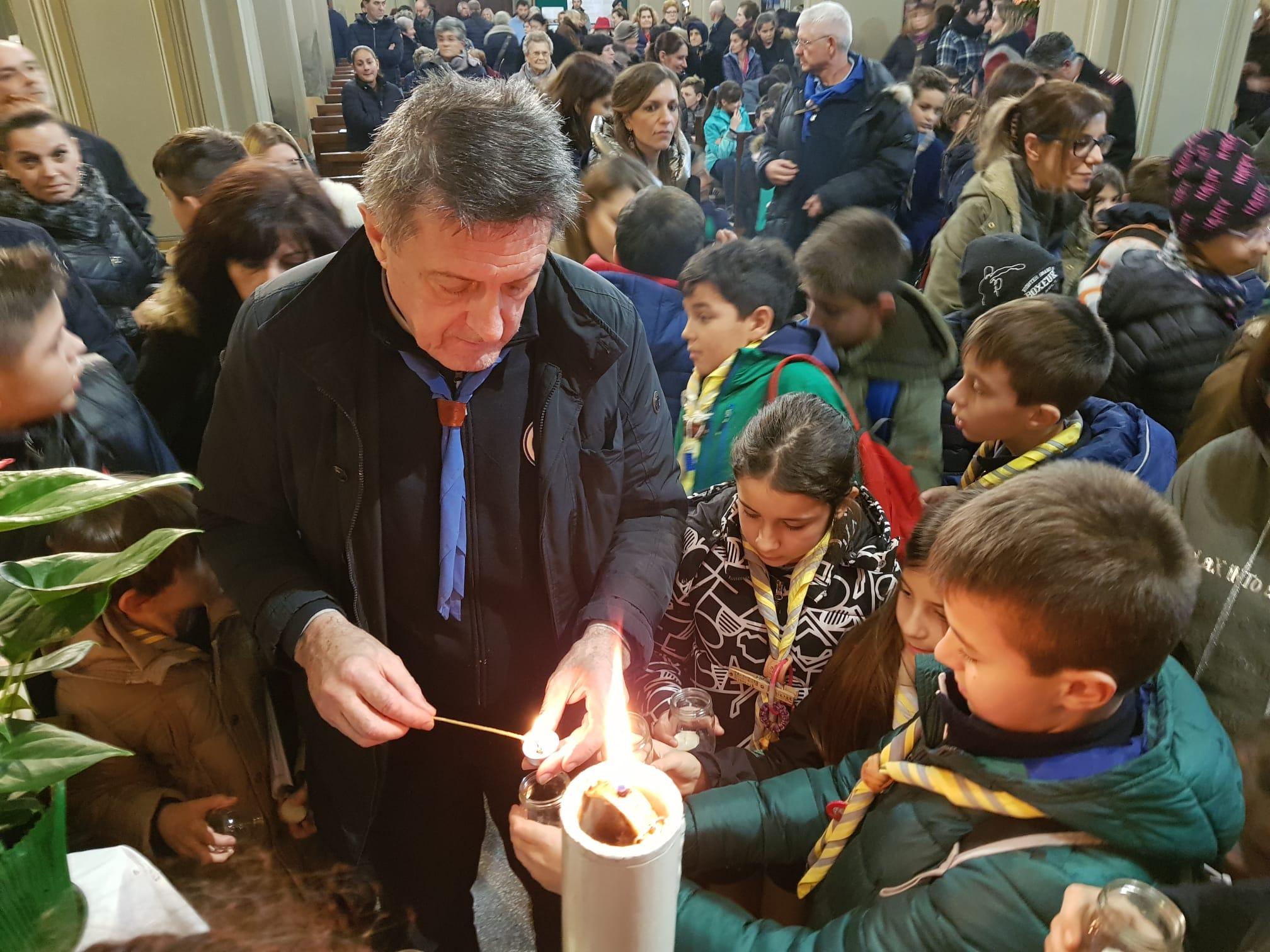Luce di Betlemme 2019 santa messa (120)