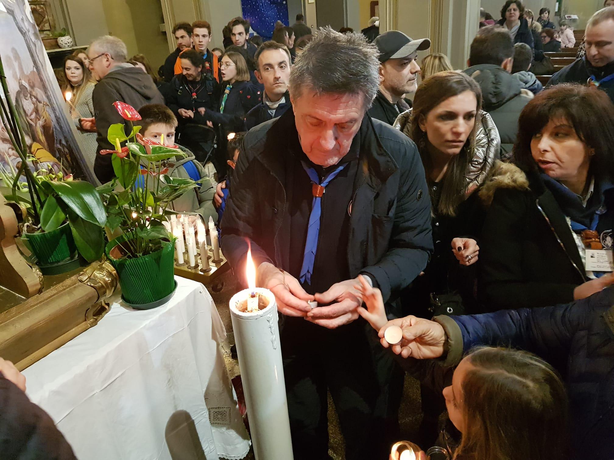 Luce di Betlemme 2019 santa messa (121)