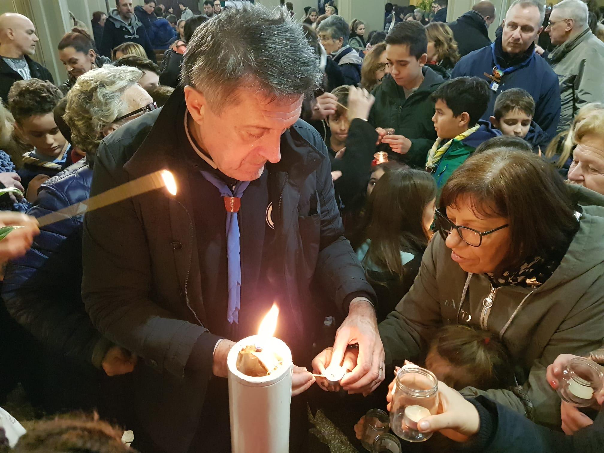 Luce di Betlemme 2019 santa messa (122)