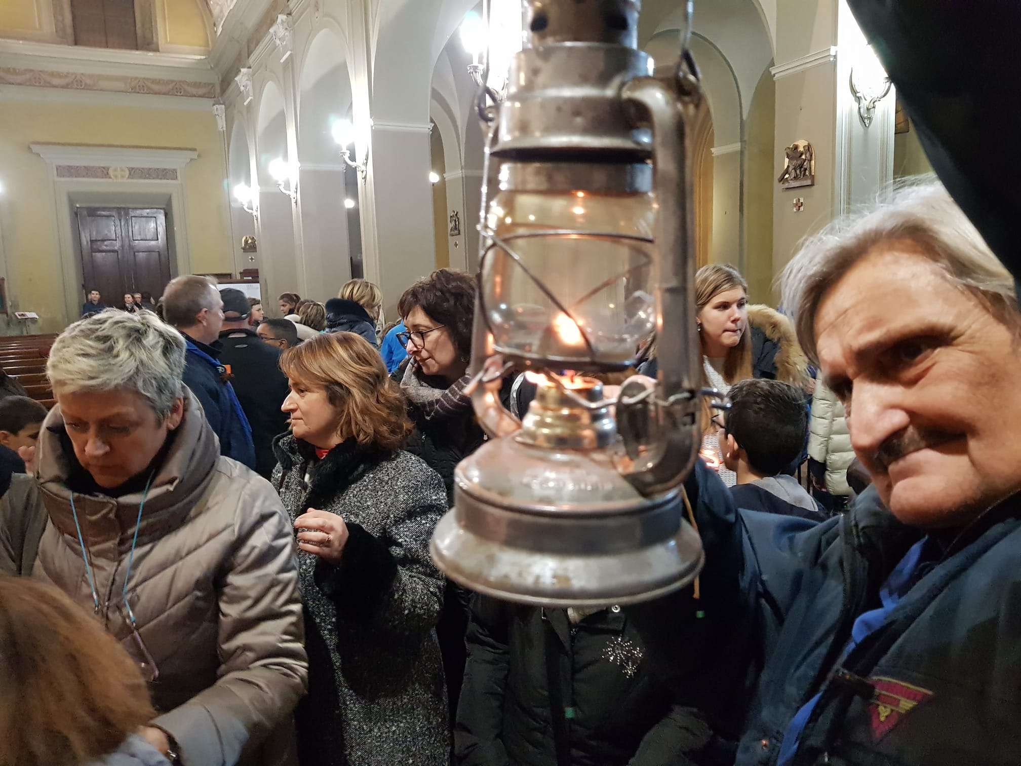 Luce di Betlemme 2019 santa messa (125)