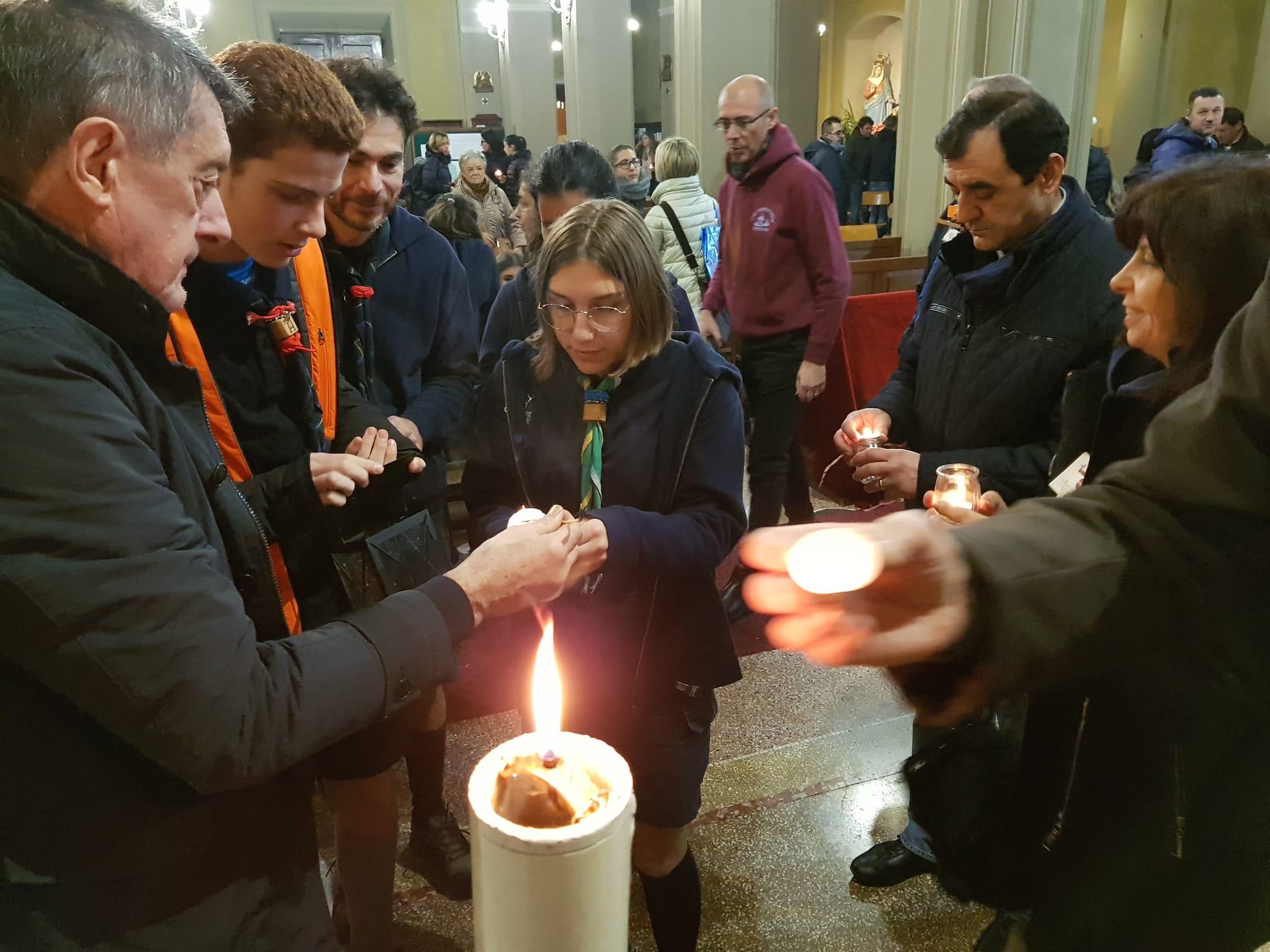 Luce di Betlemme 2019 santa messa (129)