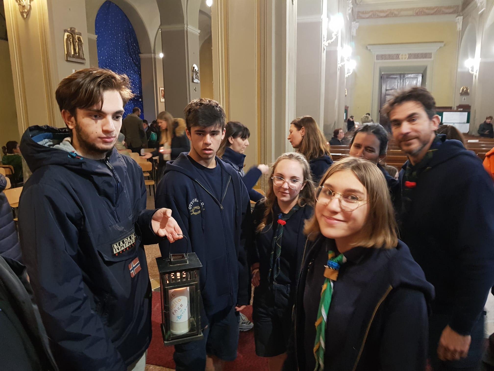 Luce di Betlemme 2019 santa messa (132)