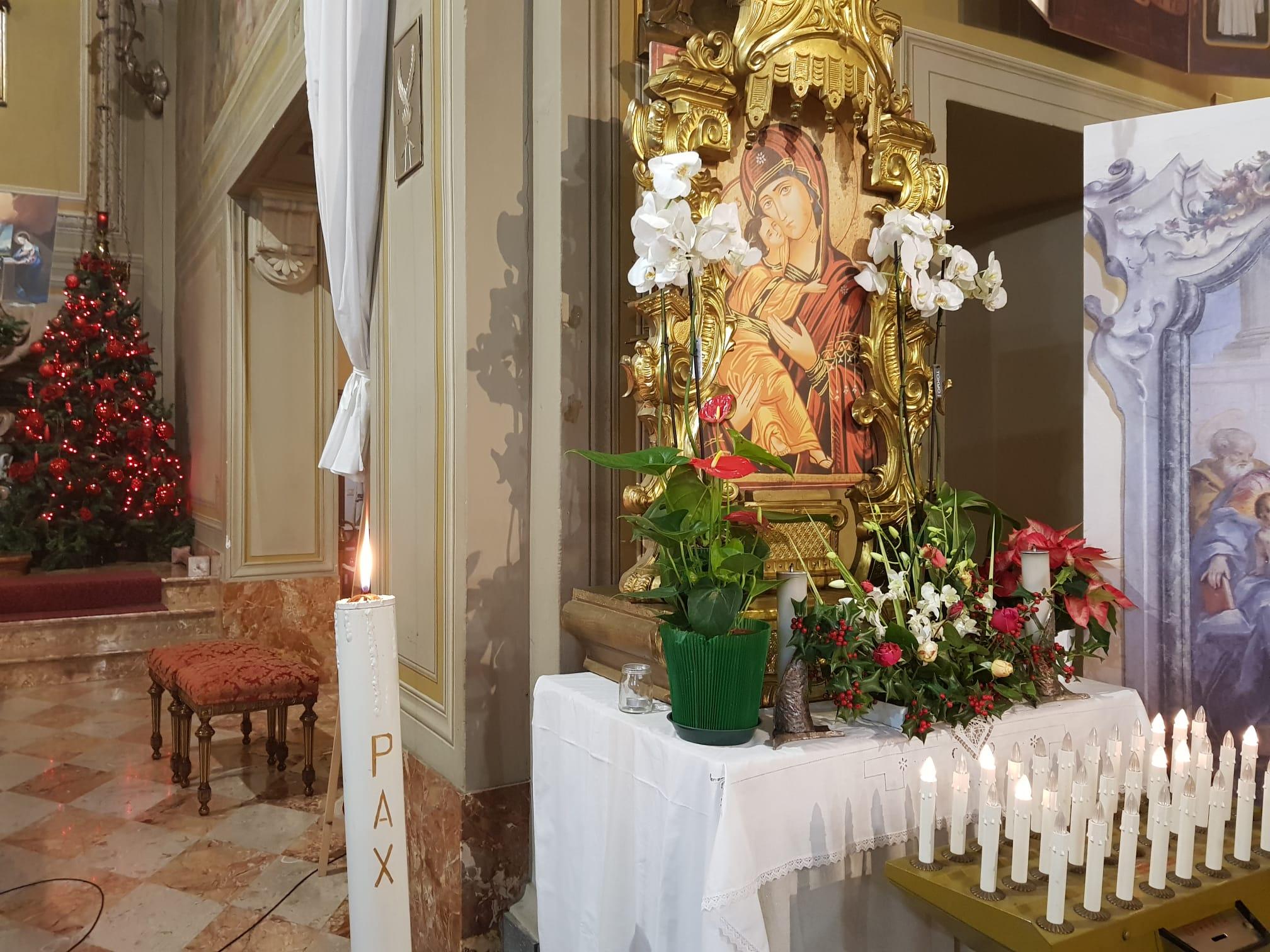 Luce di Betlemme 2019 santa messa (137)