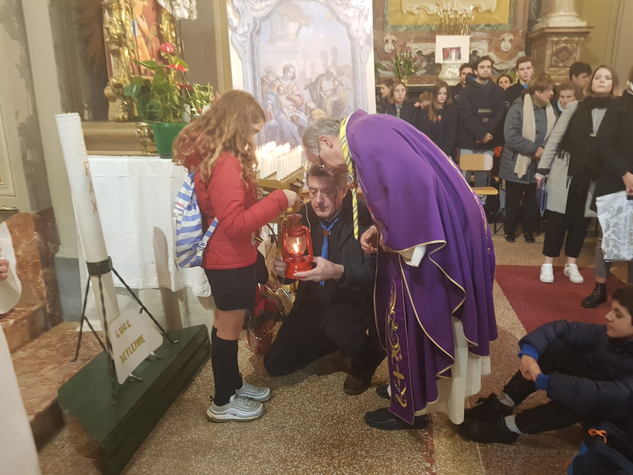 Luce di Betlemme 2019 santa messa (24)