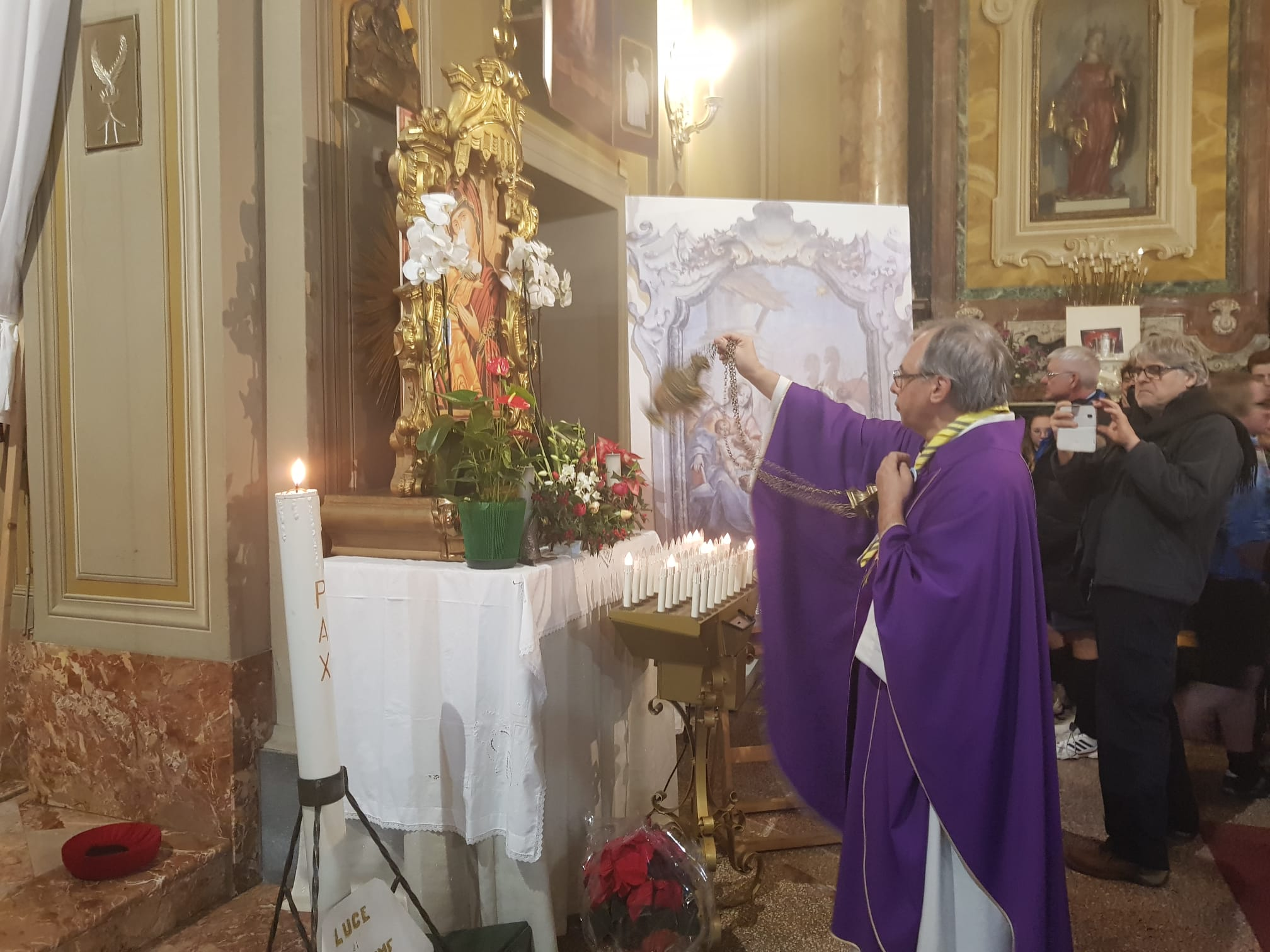 Luce di Betlemme 2019 santa messa (32)