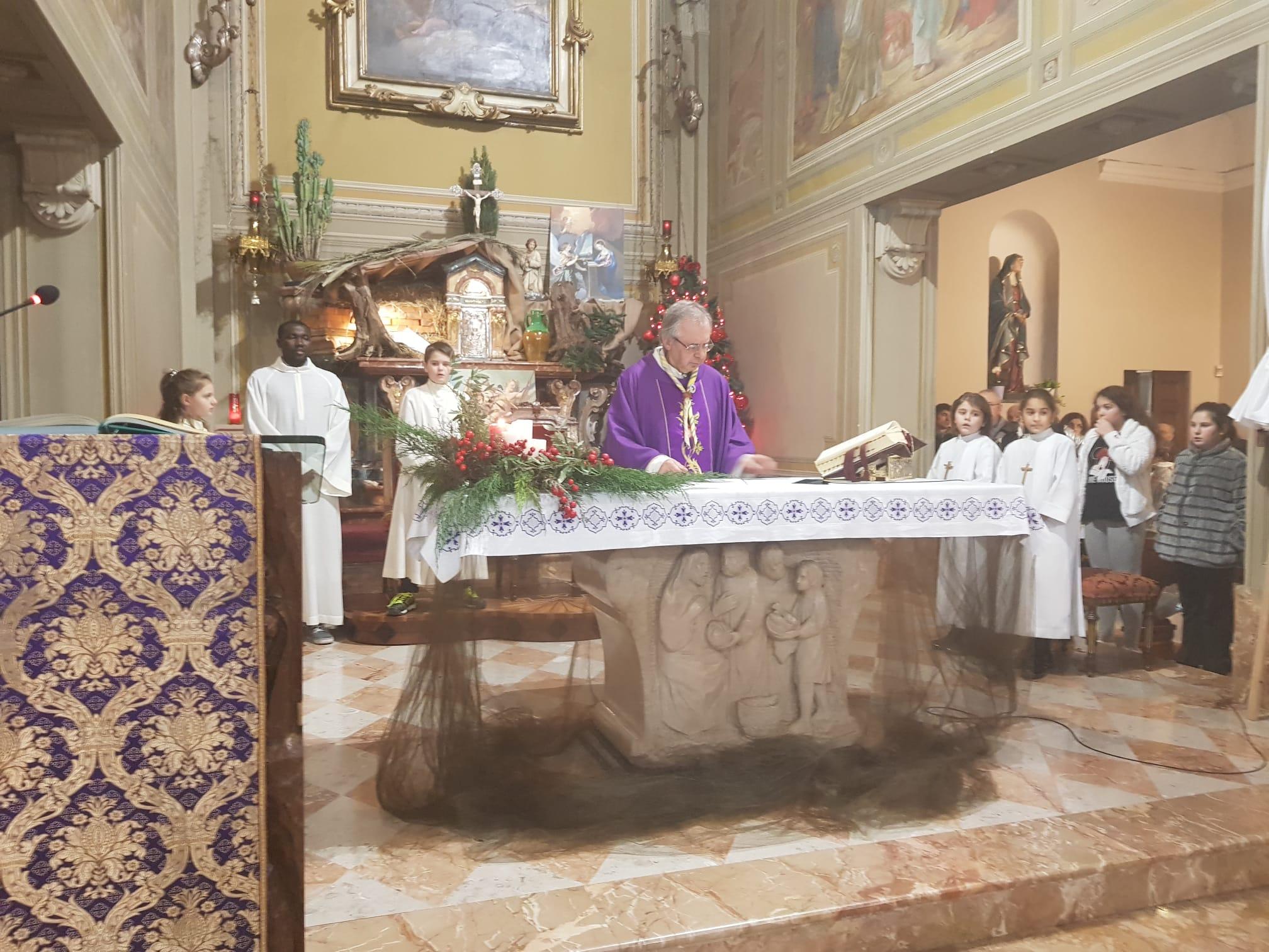 Luce di Betlemme 2019 santa messa (40)