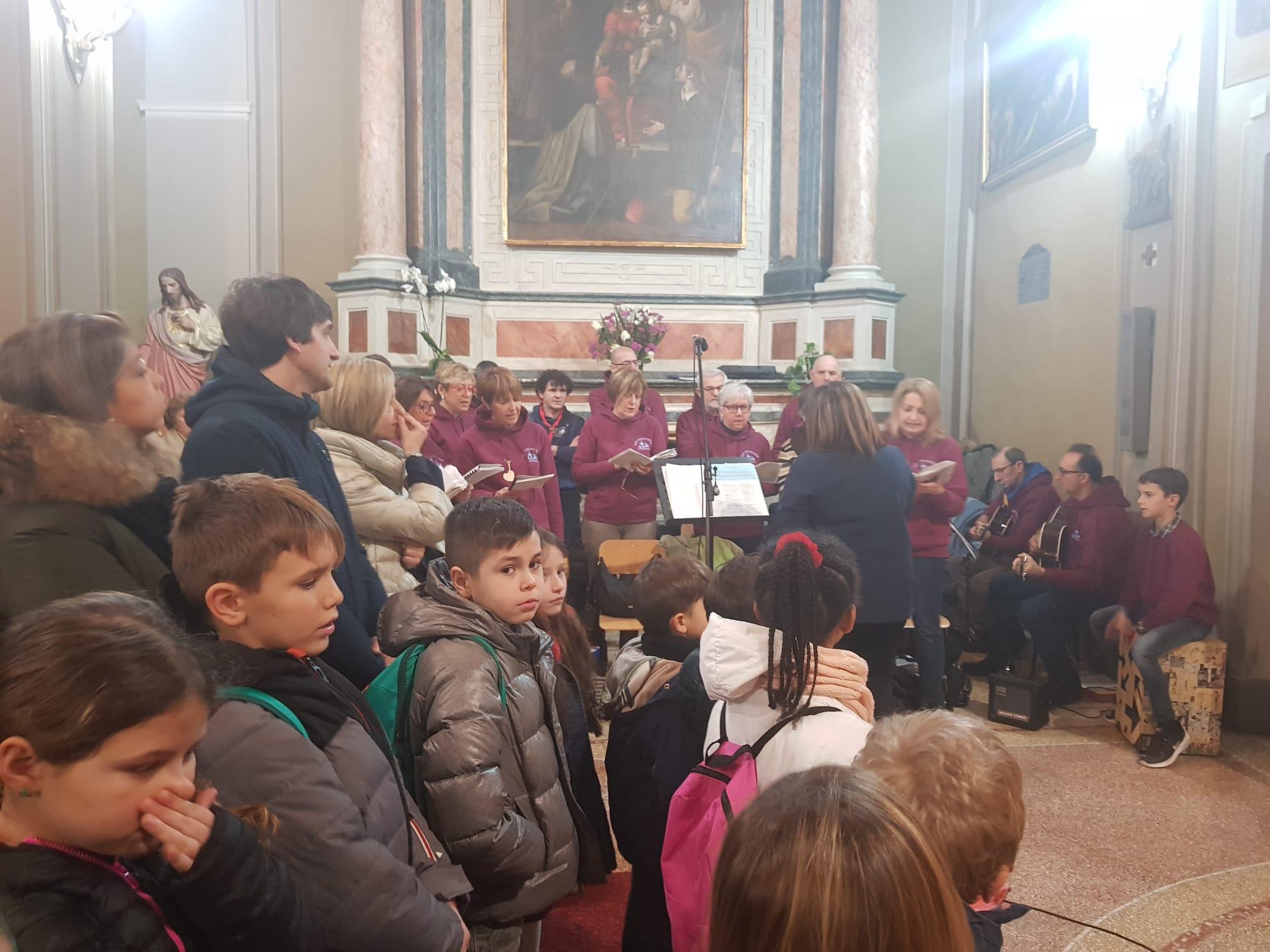 Luce di Betlemme 2019 santa messa (42)
