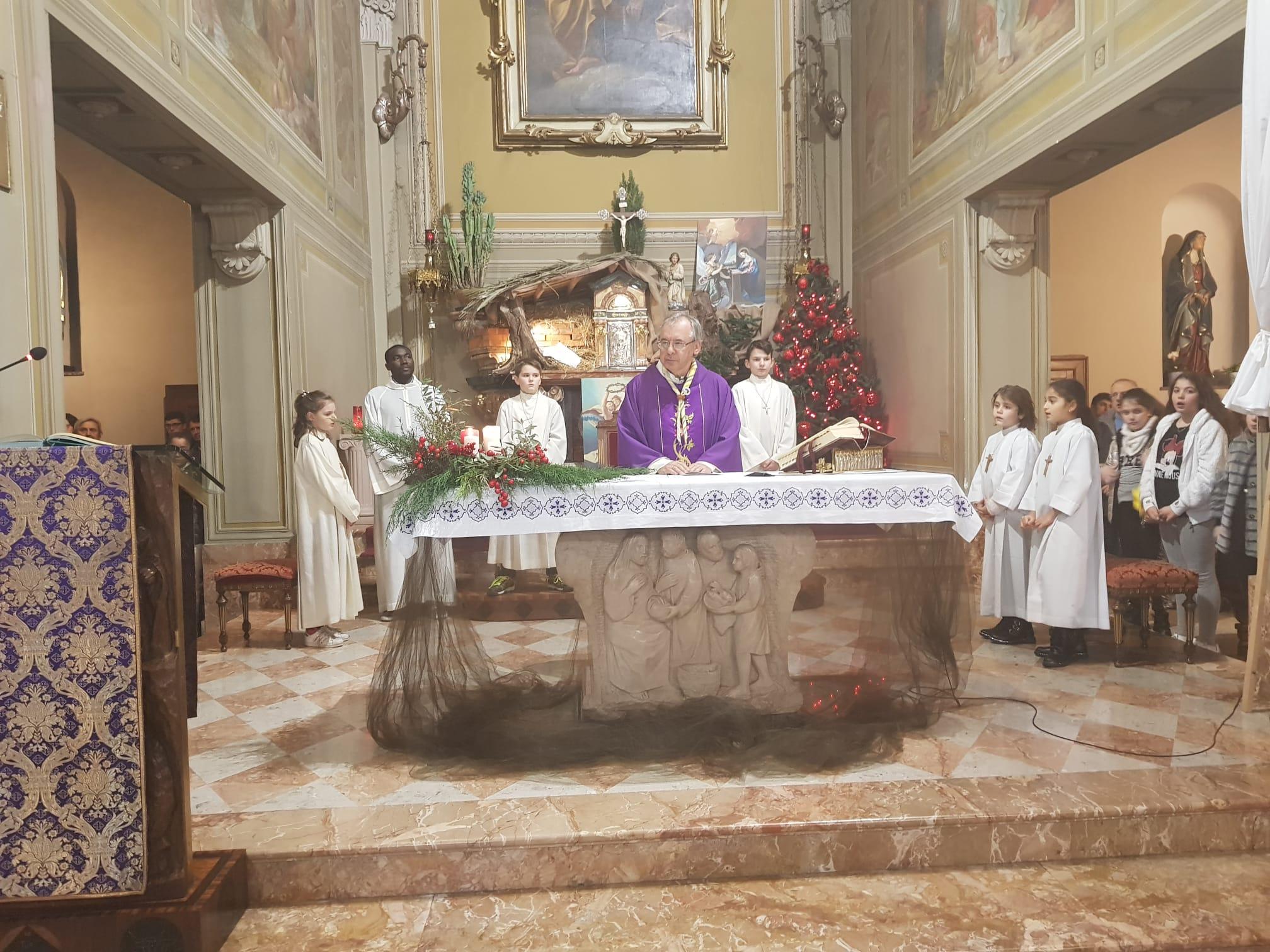 Luce di Betlemme 2019 santa messa (43)