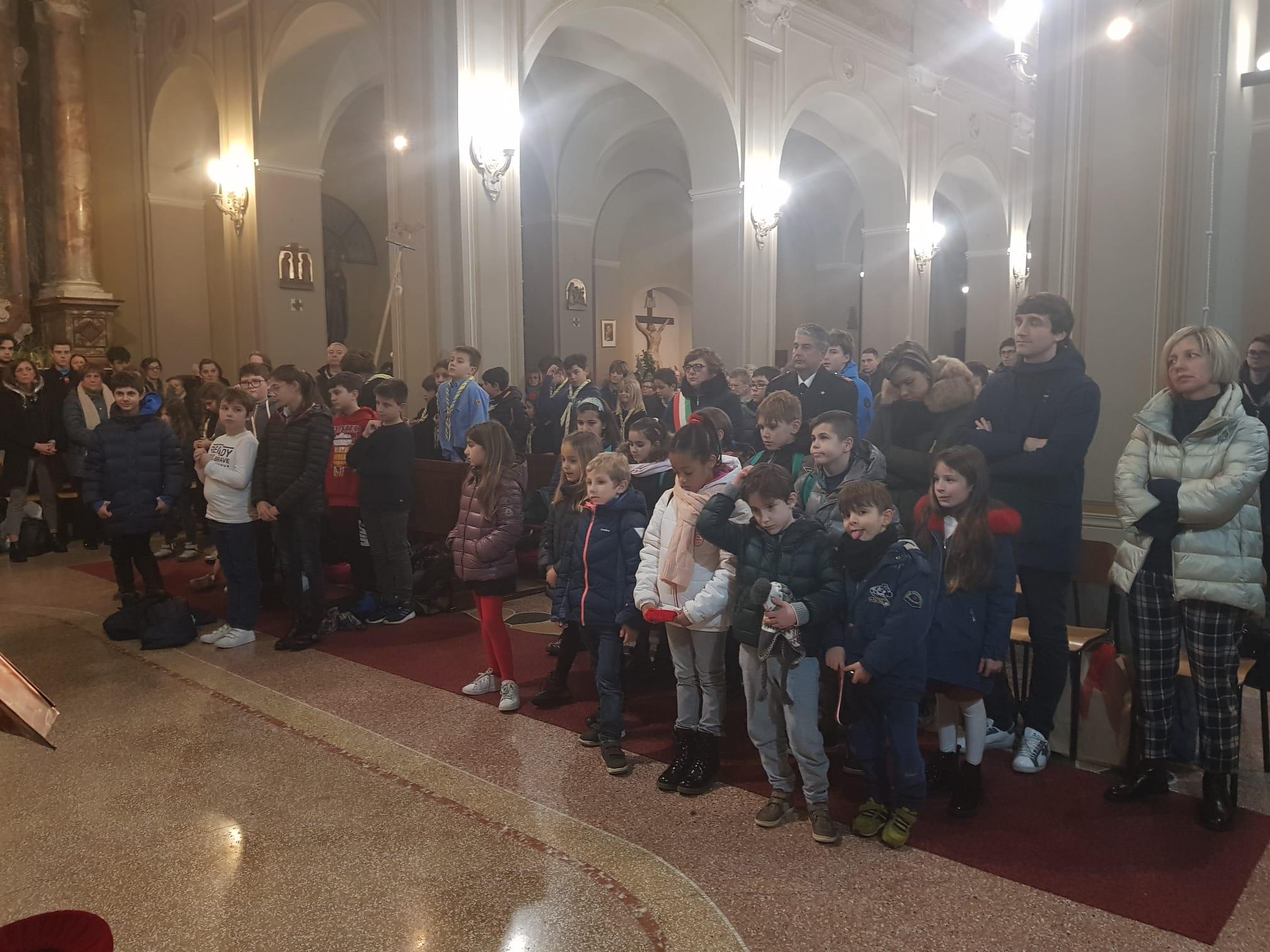 Luce di Betlemme 2019 santa messa (46)