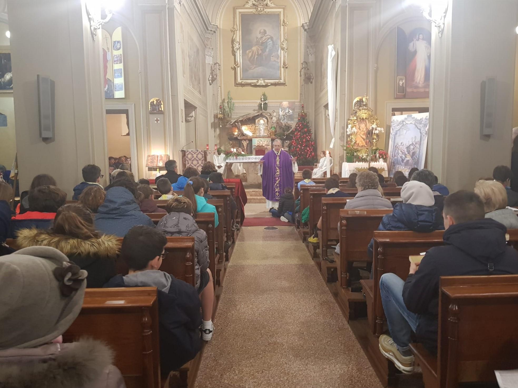 Luce di Betlemme 2019 santa messa (52)