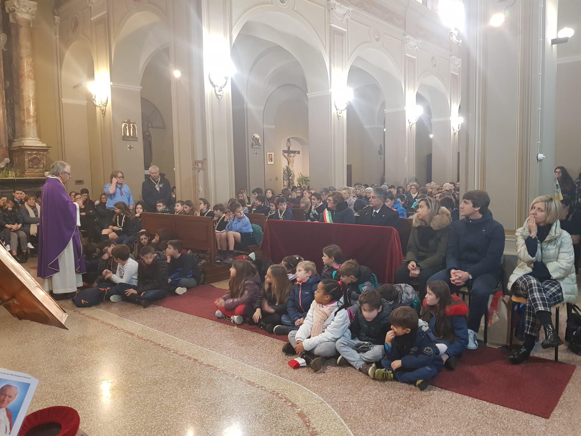 Luce di Betlemme 2019 santa messa (55)
