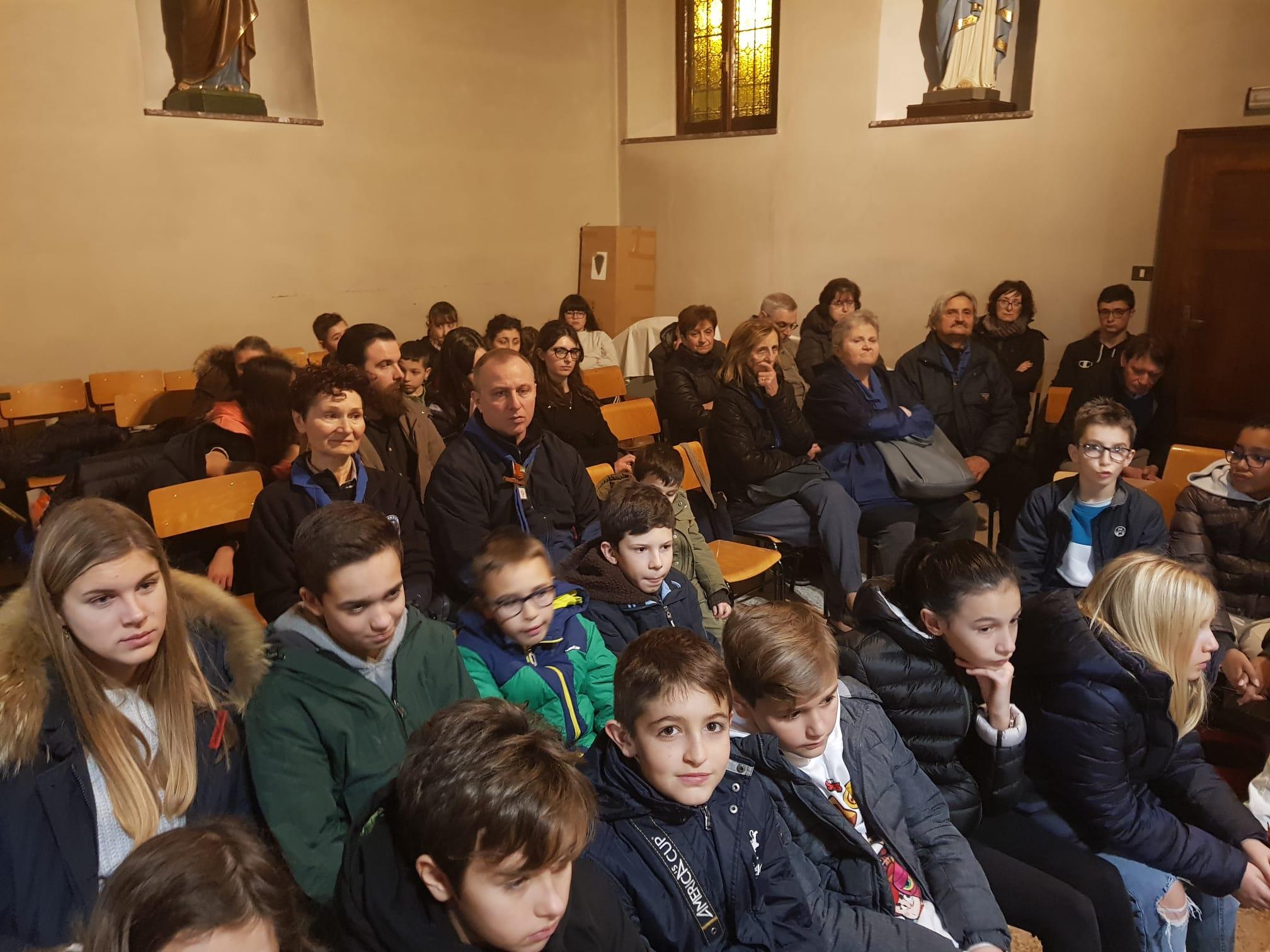 Luce di Betlemme 2019 santa messa (57)