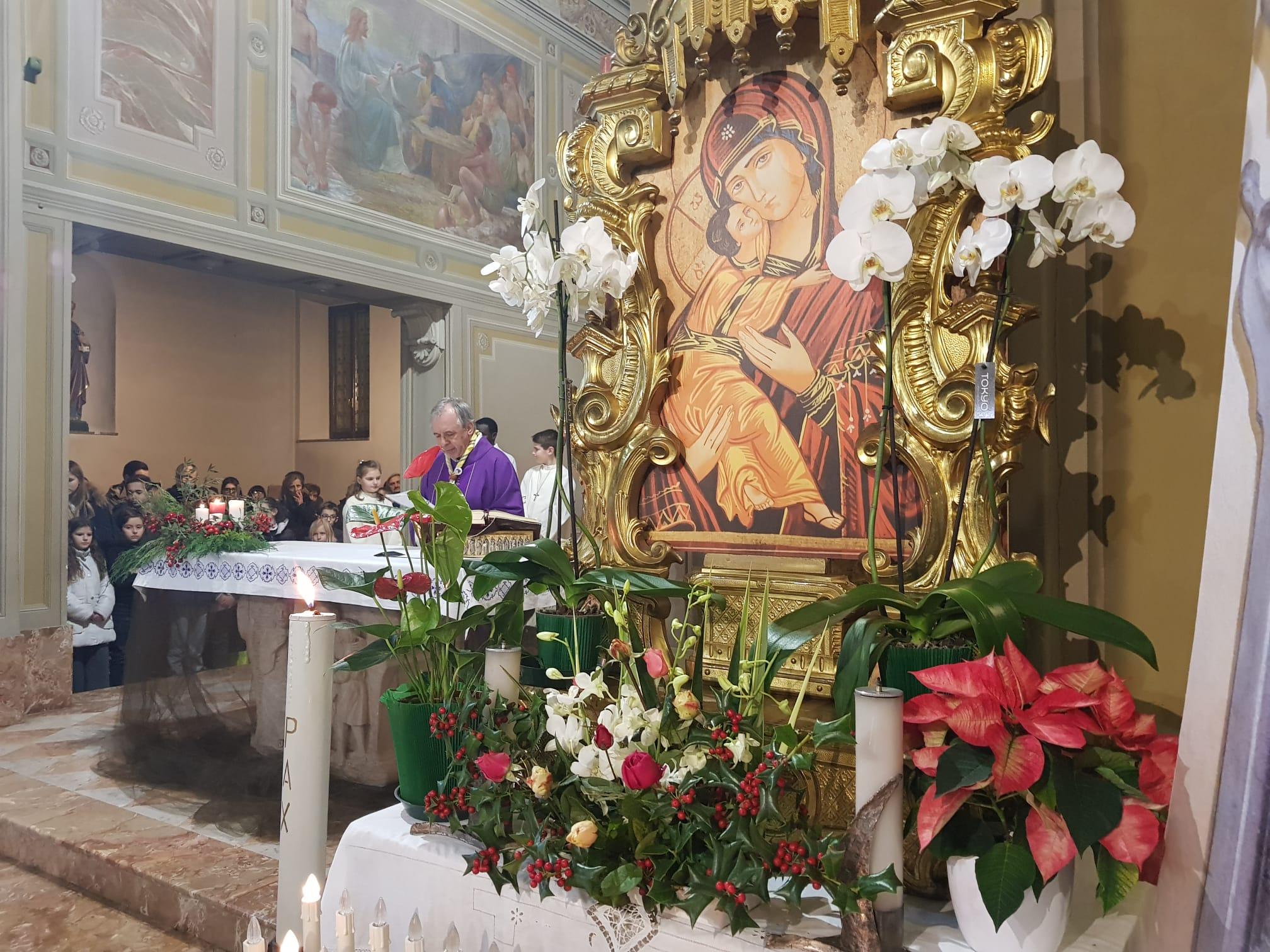 Luce di Betlemme 2019 santa messa (58)