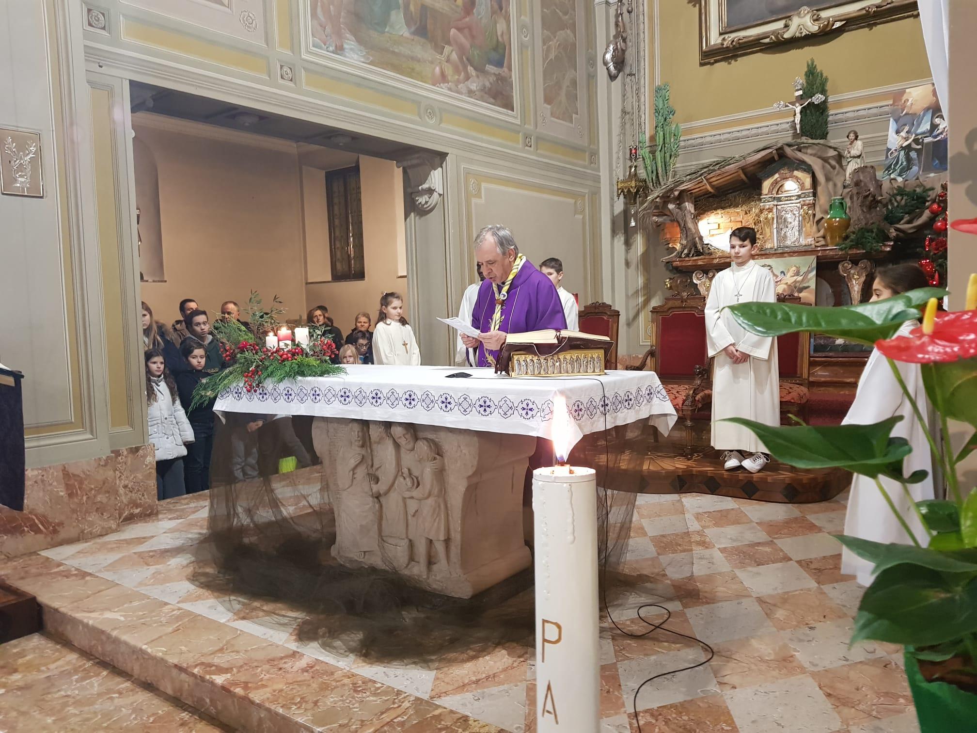 Luce di Betlemme 2019 santa messa (60)