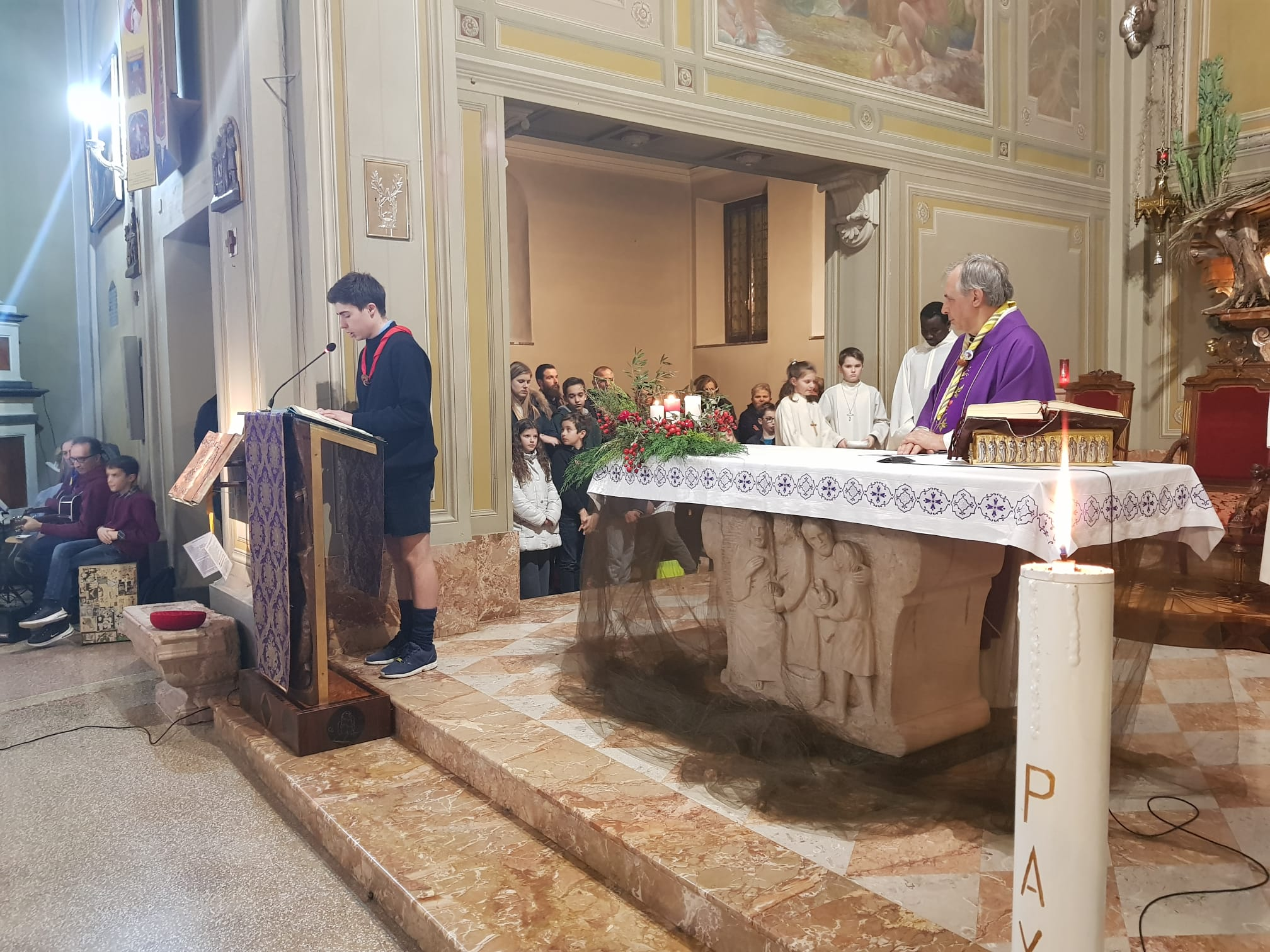 Luce di Betlemme 2019 santa messa (63)