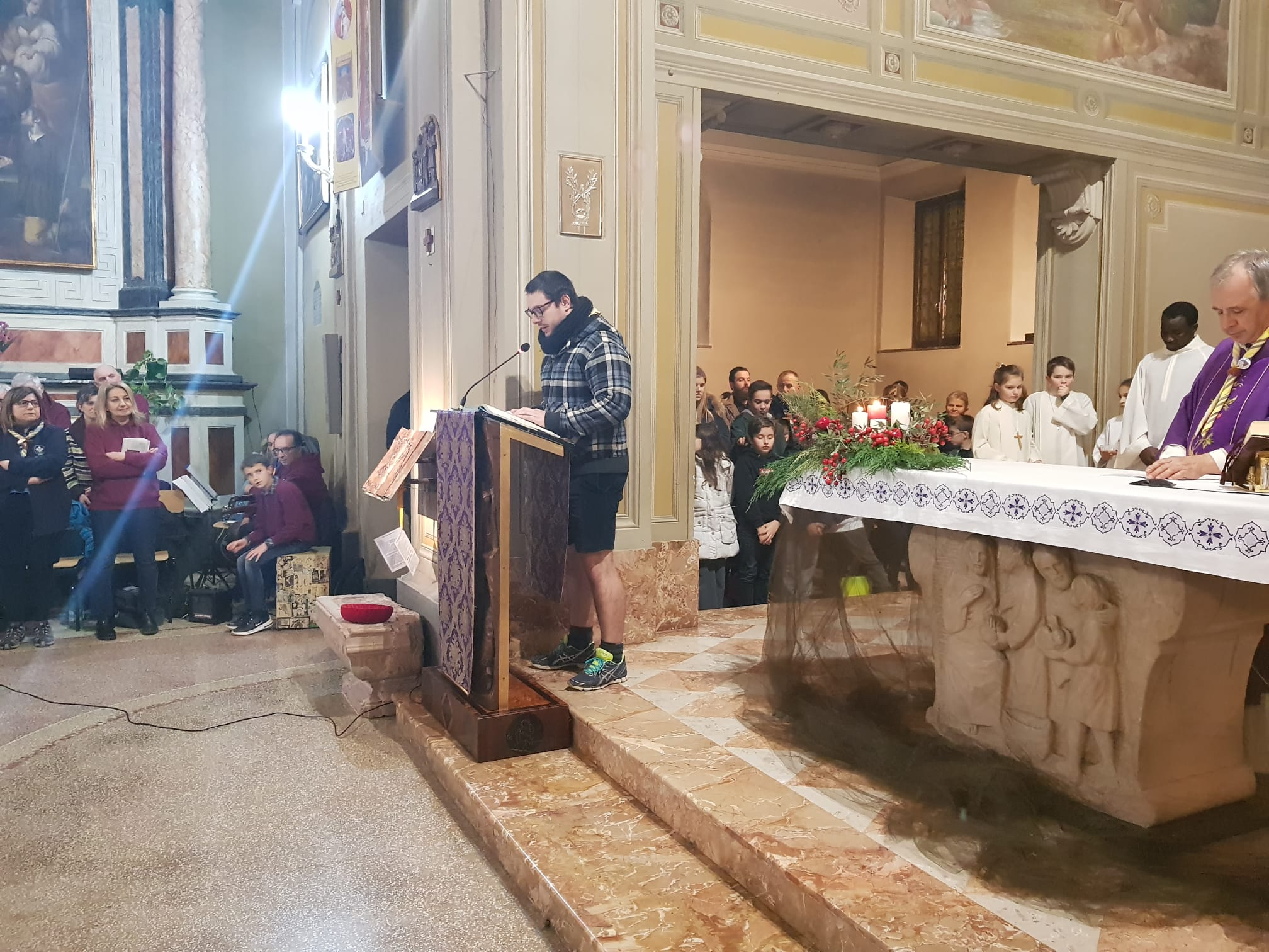 Luce di Betlemme 2019 santa messa (64)