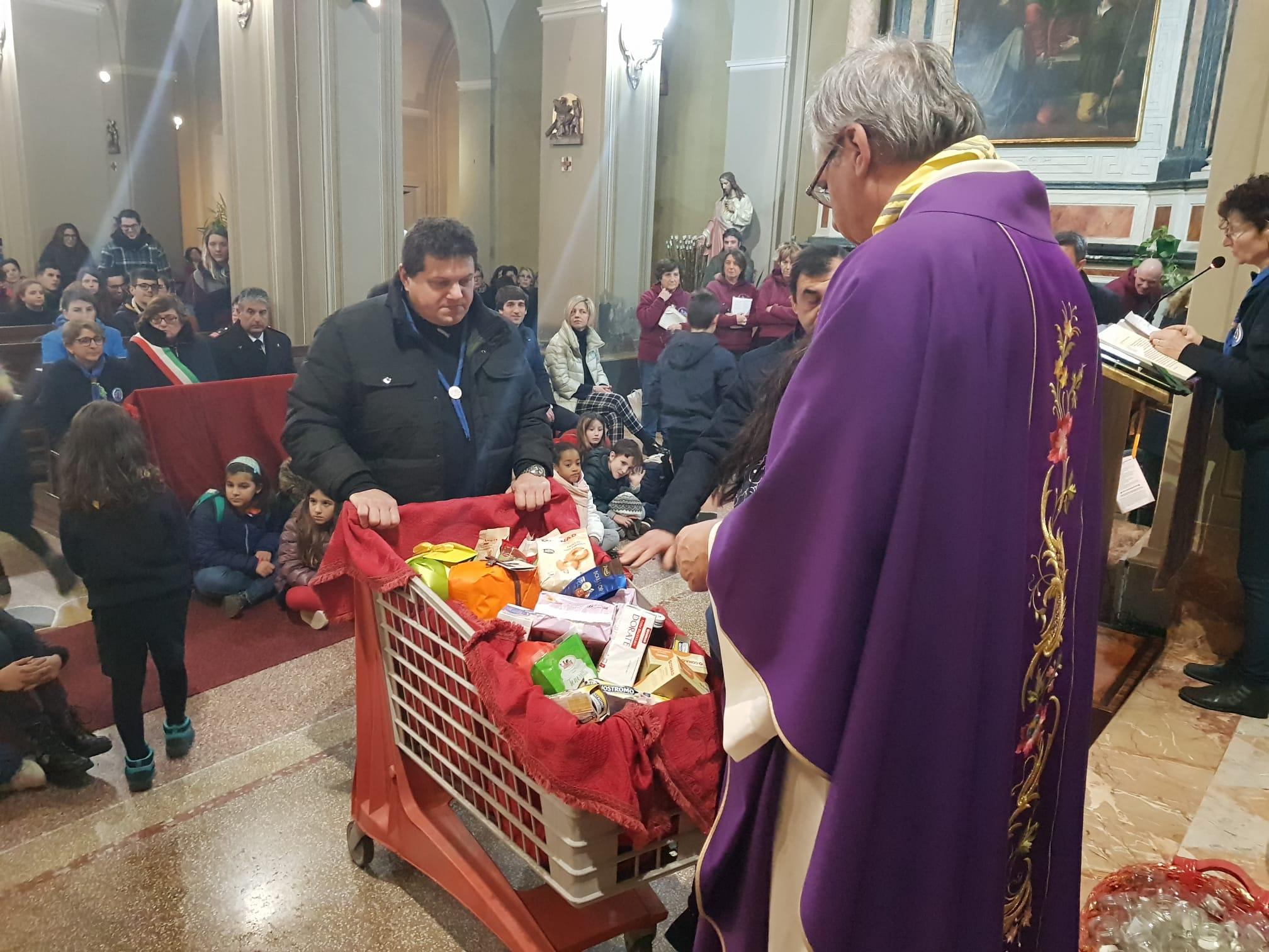 Luce di Betlemme 2019 santa messa (72)