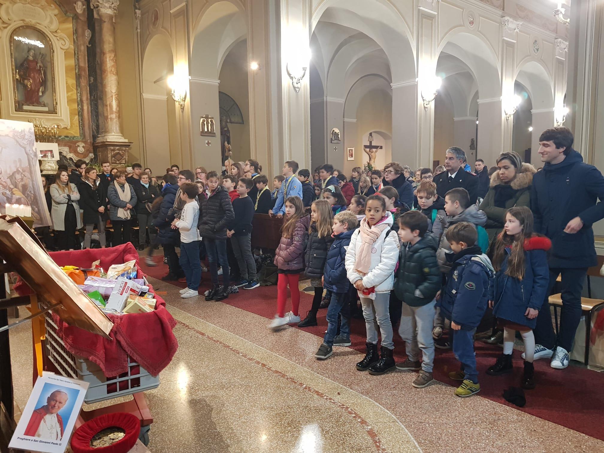 Luce di Betlemme 2019 santa messa (79)
