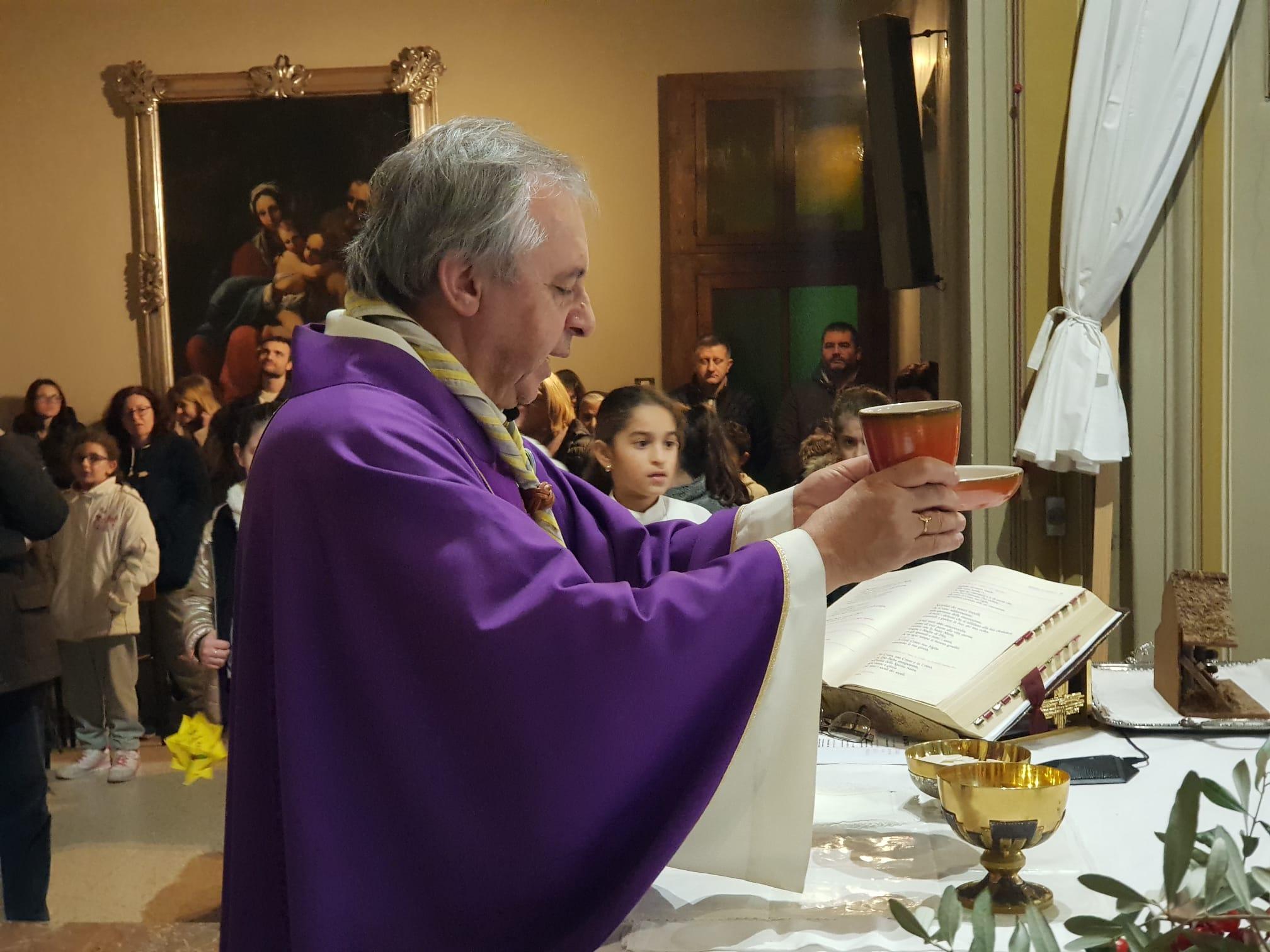 Luce di Betlemme 2019 santa messa (82)