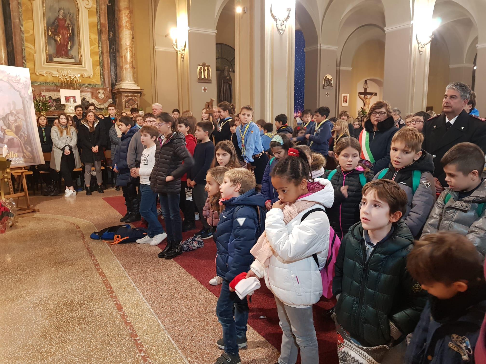 Luce di Betlemme 2019 santa messa (83)