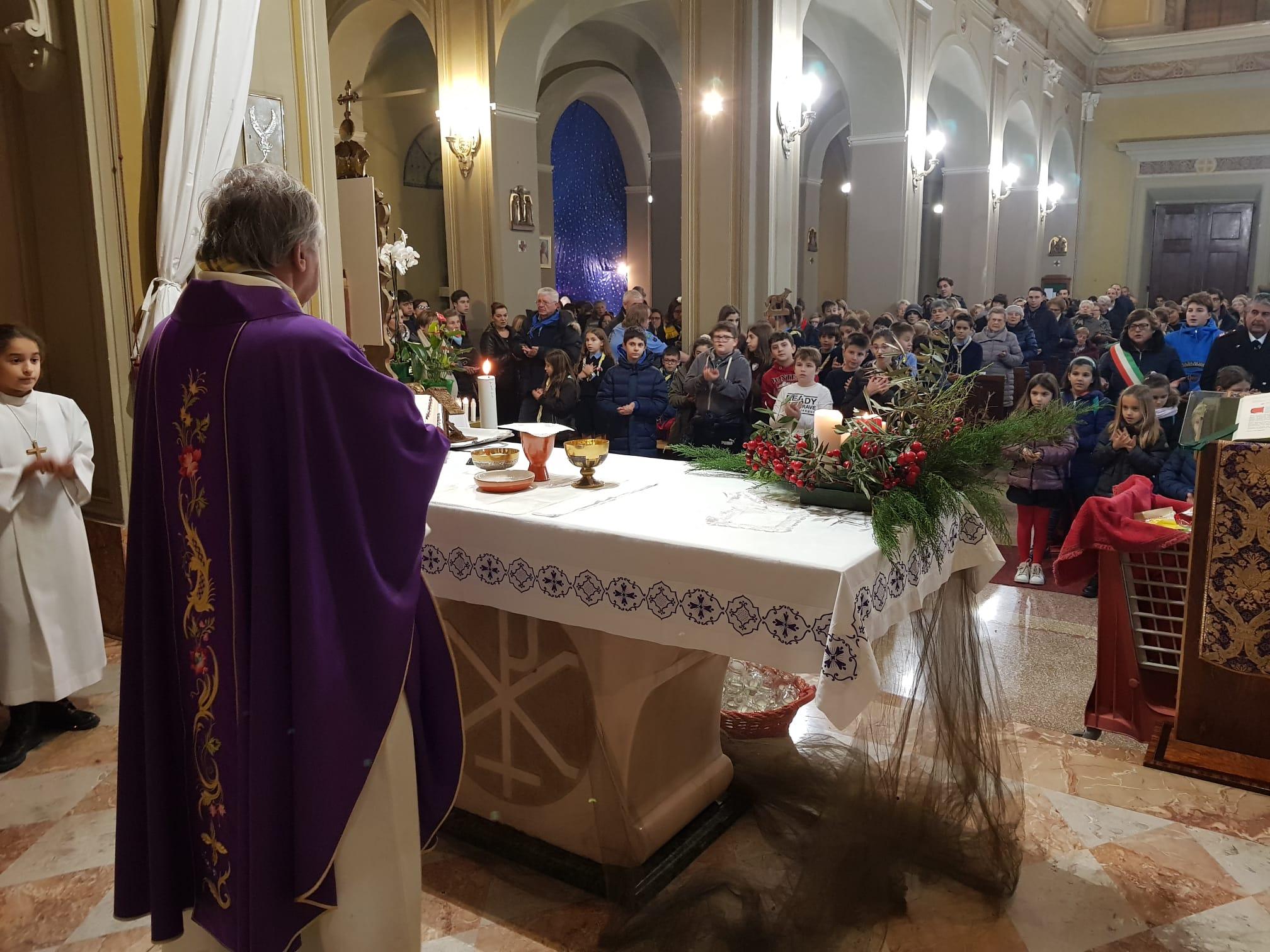 Luce di Betlemme 2019 santa messa (88)