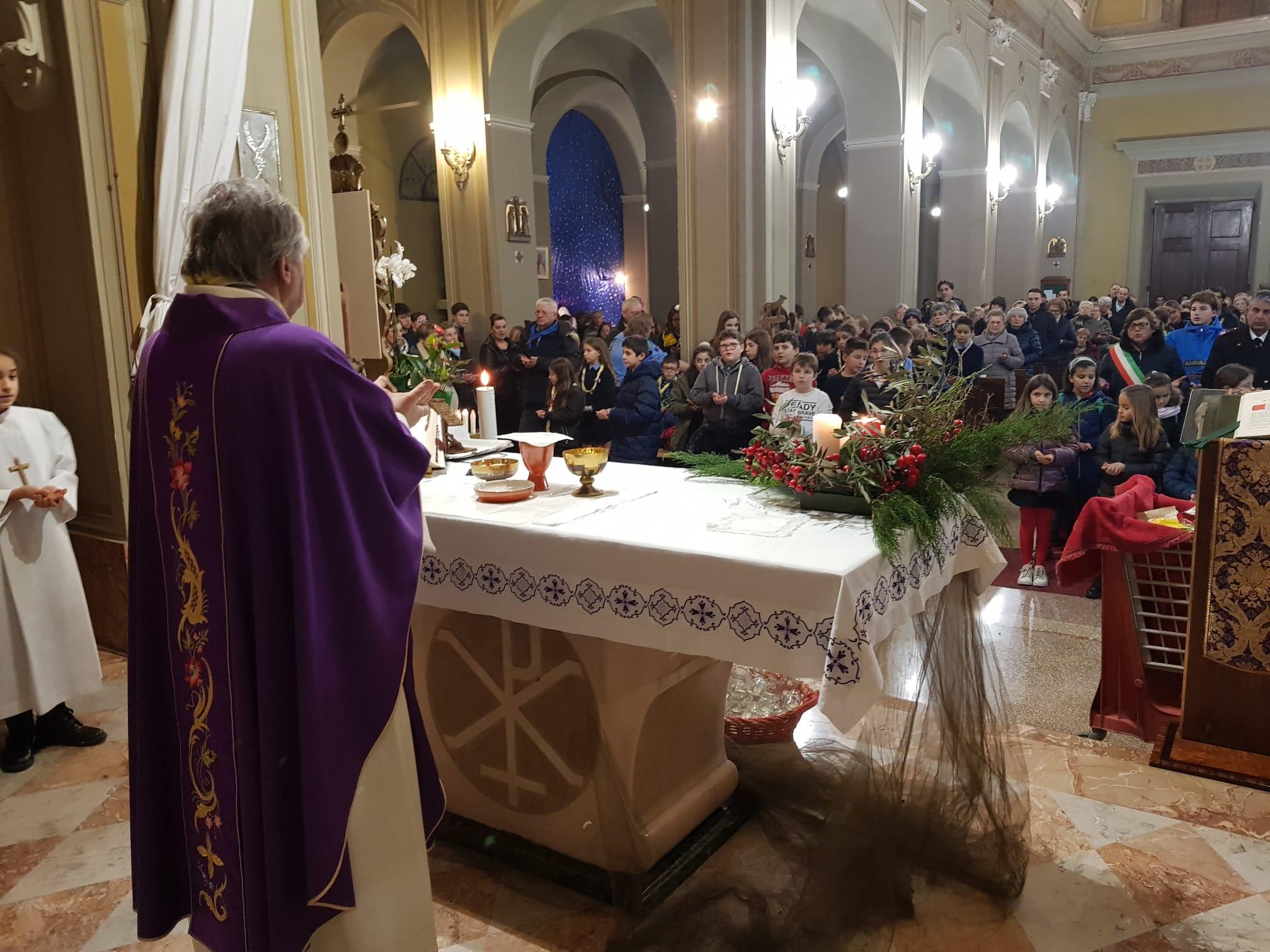 Luce di Betlemme 2019 santa messa (89)