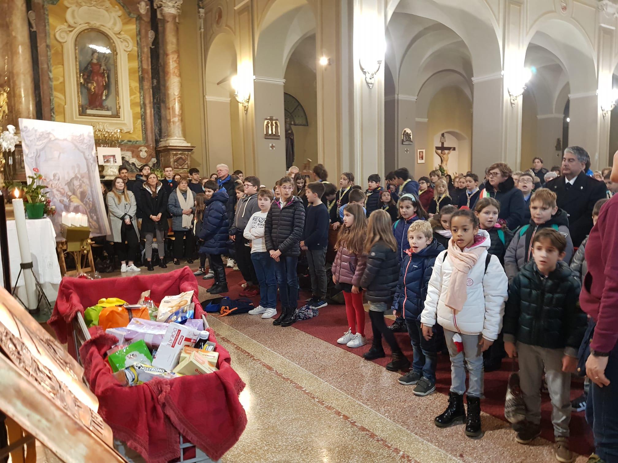 Luce di Betlemme 2019 santa messa (92)