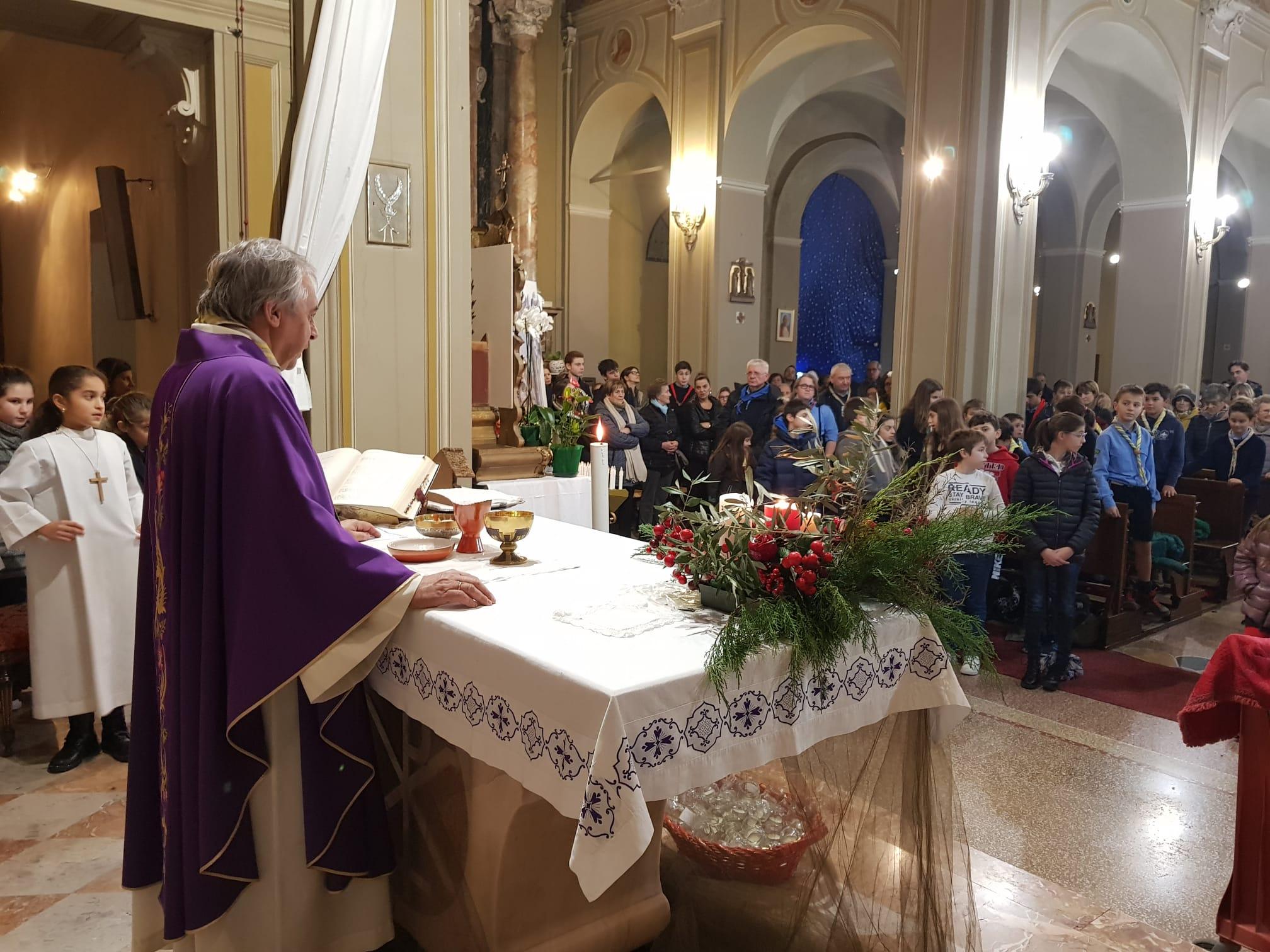 Luce di Betlemme 2019 santa messa (93)