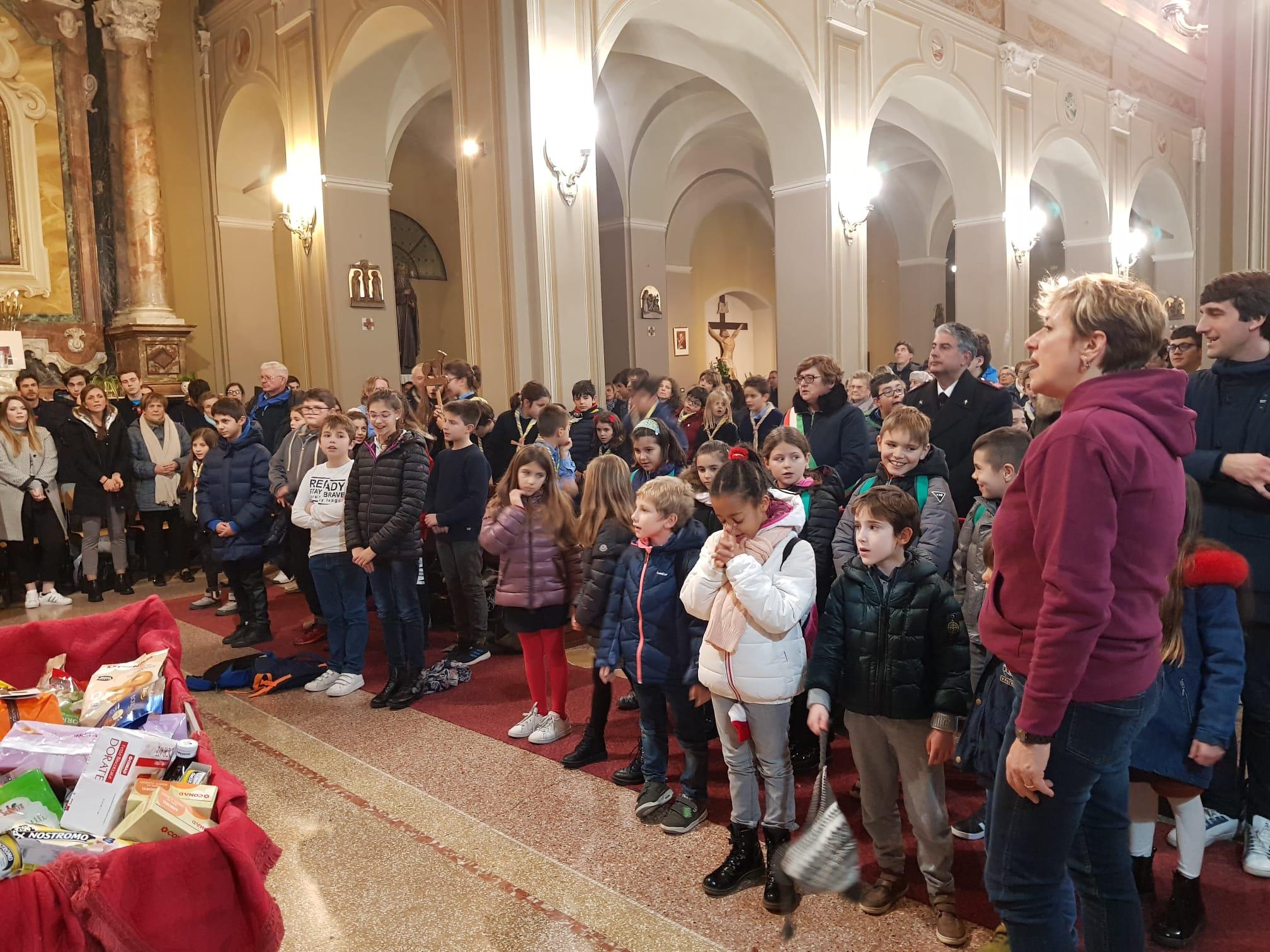 Luce di Betlemme 2019 santa messa (94)