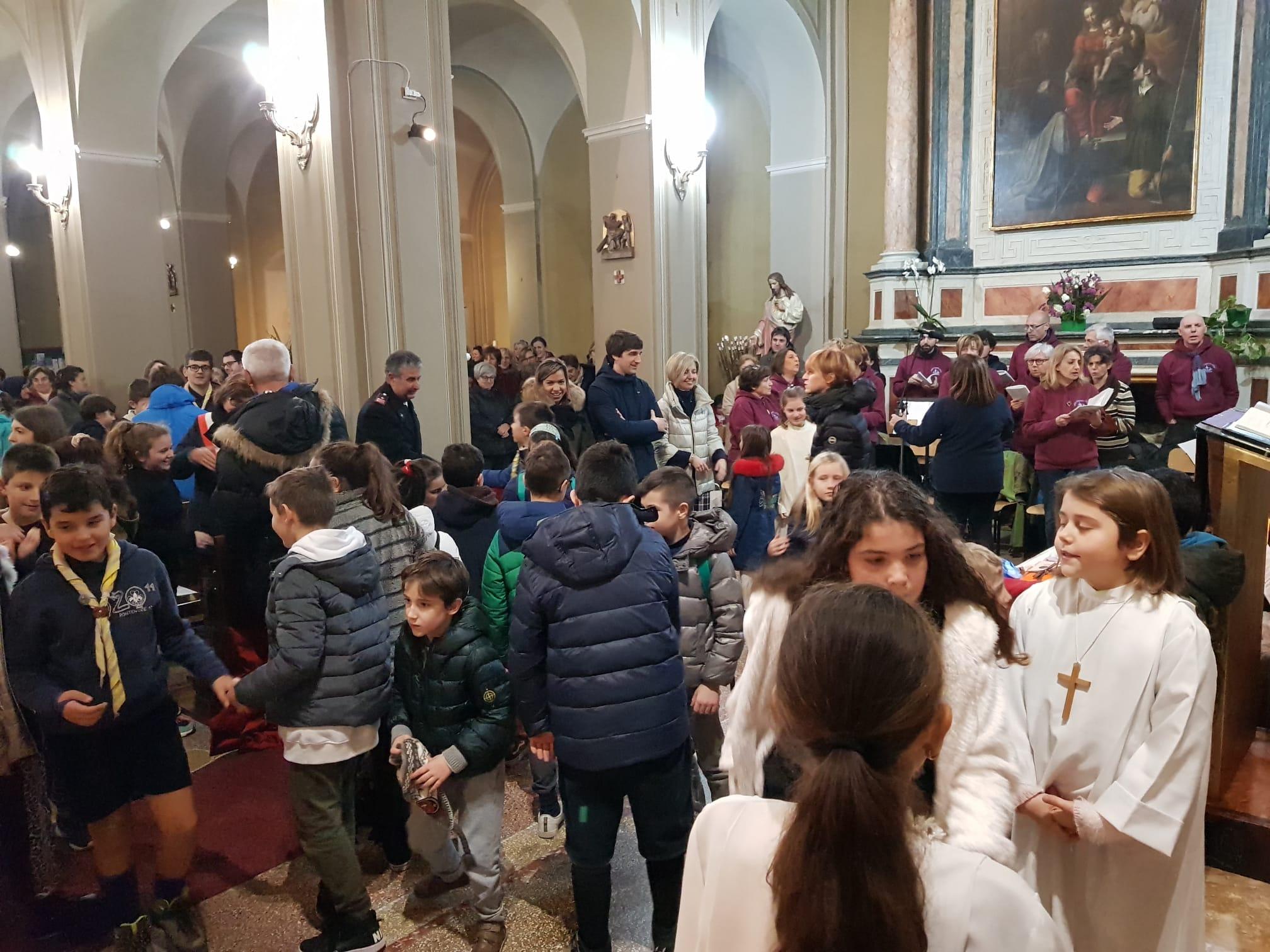 Luce di Betlemme 2019 santa messa (99)