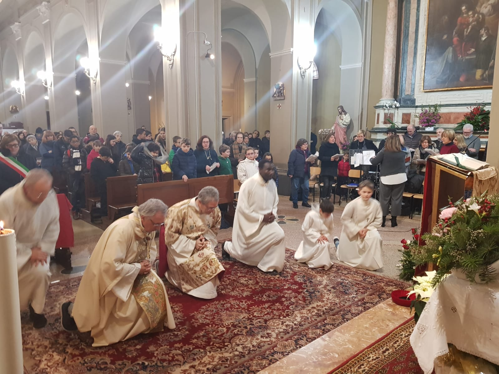 Marcia della Pace 2019 Santa messa (1)