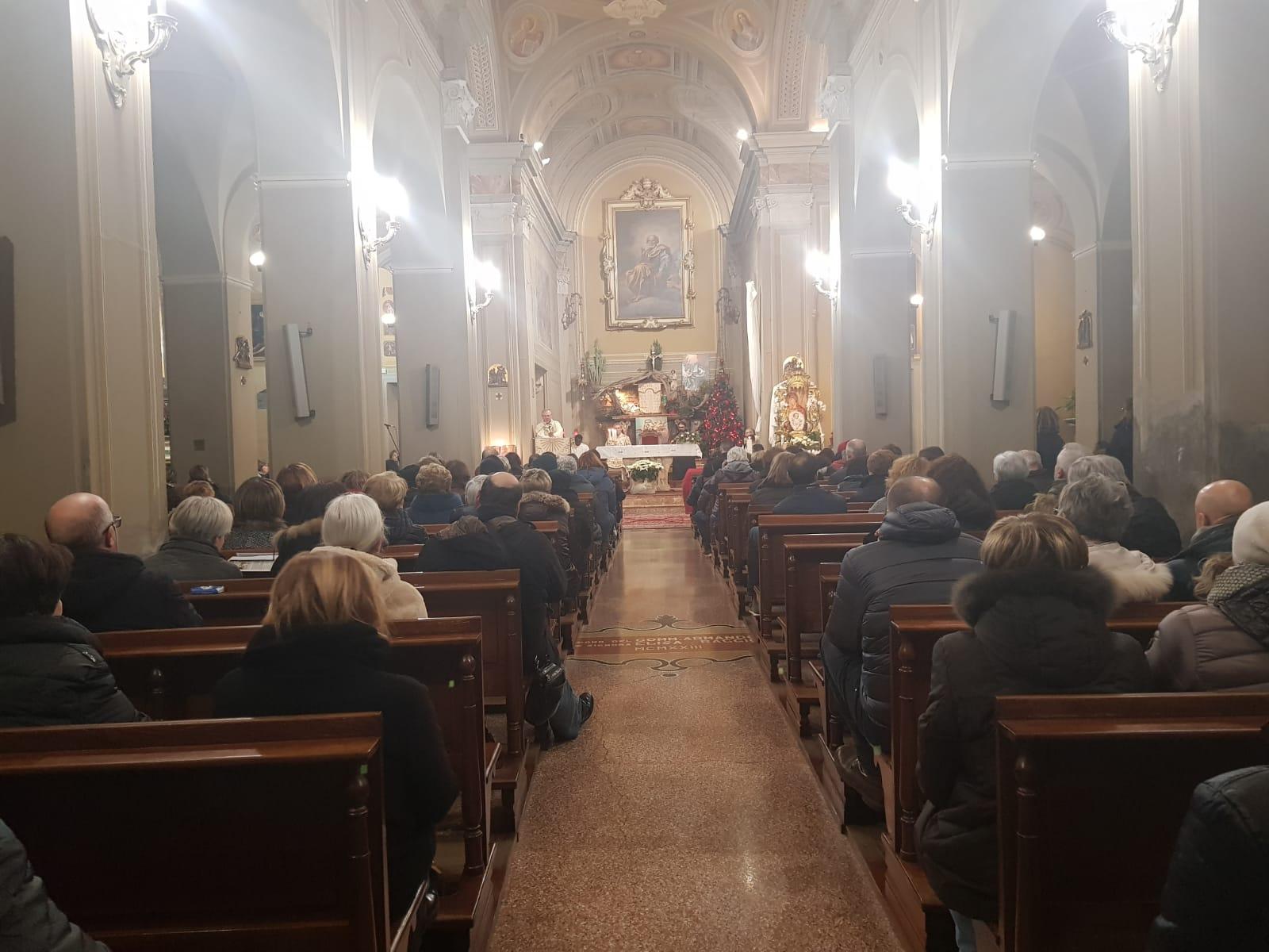 Marcia della Pace 2019 Santa messa (27)