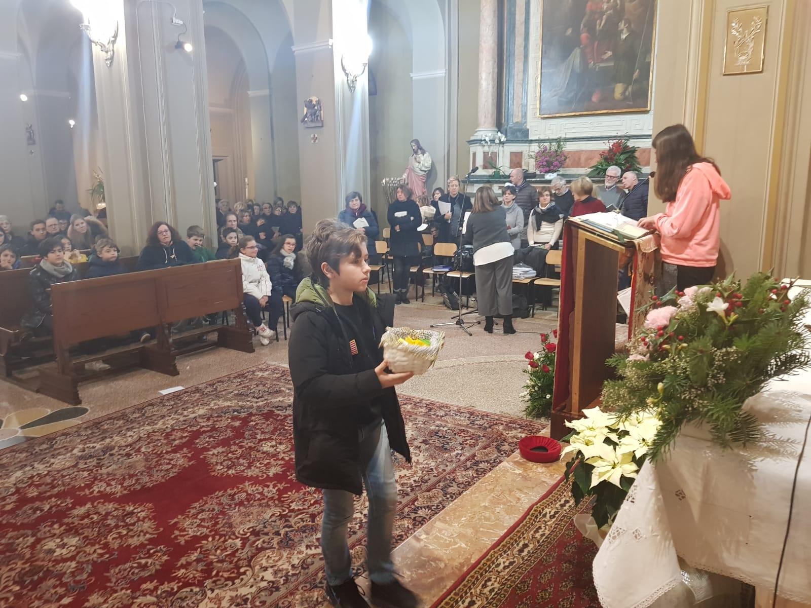 Marcia della Pace 2019 Santa messa (40)