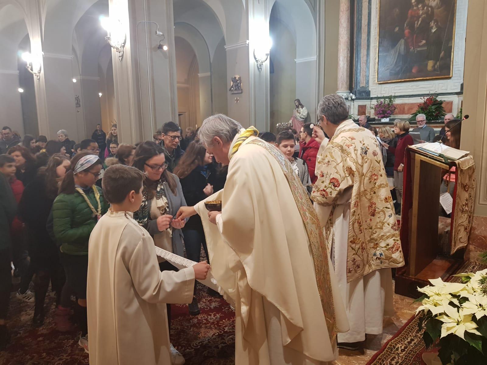 Marcia della Pace 2019 Santa messa (55)