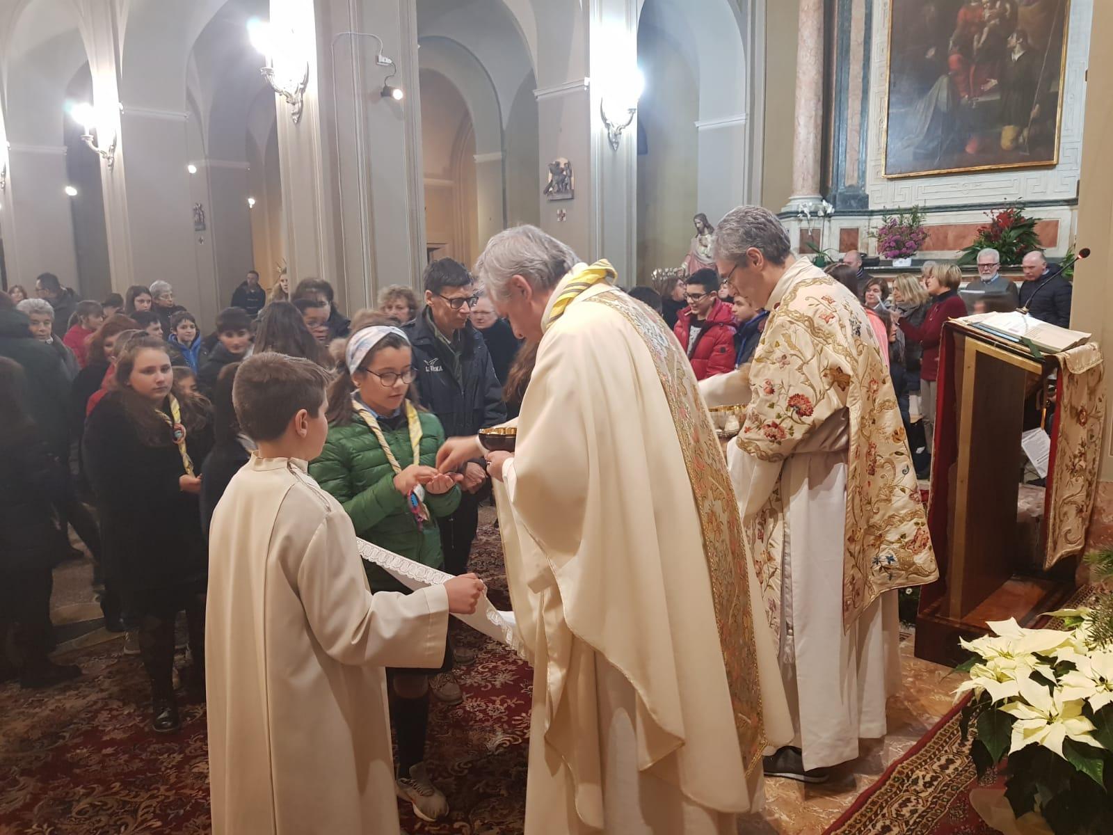Marcia della Pace 2019 Santa messa (57)