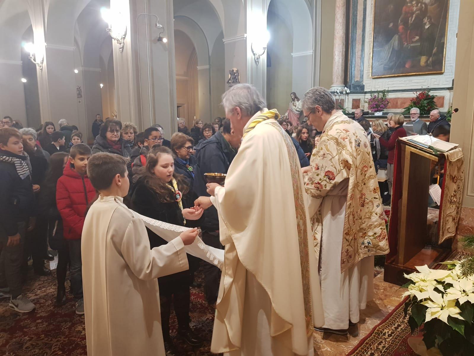 Marcia della Pace 2019 Santa messa (58)