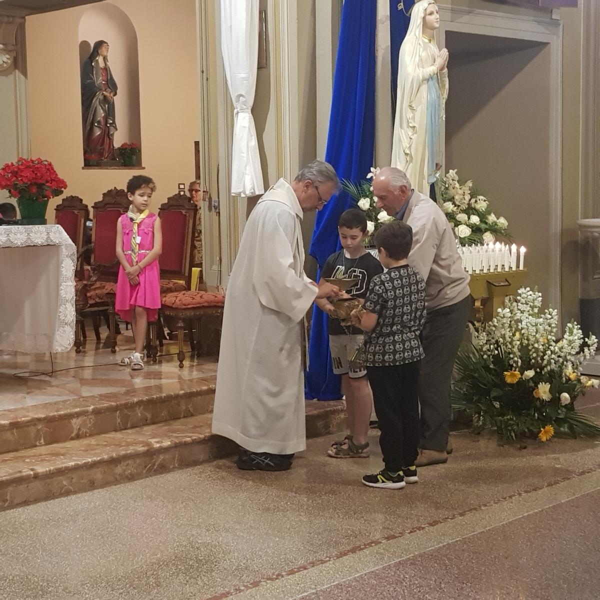 Benedizione eucaristica (6)