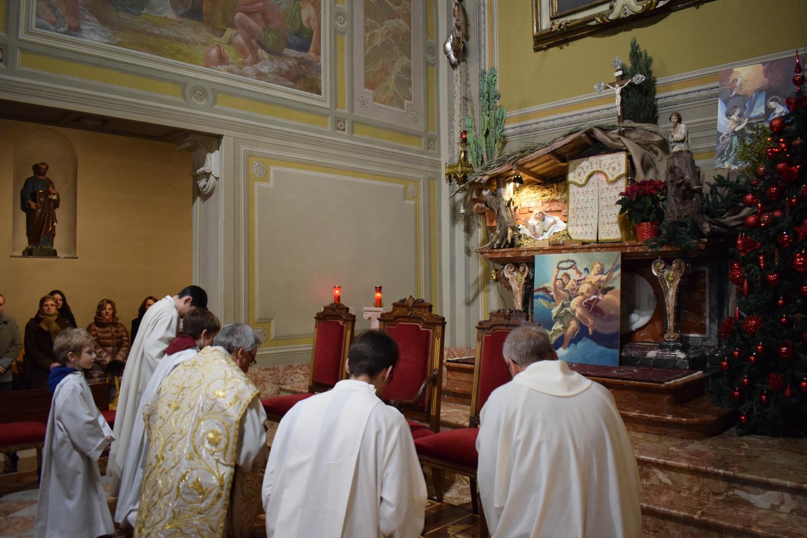 S. Messa nella Notte di Natale 2019 (1)