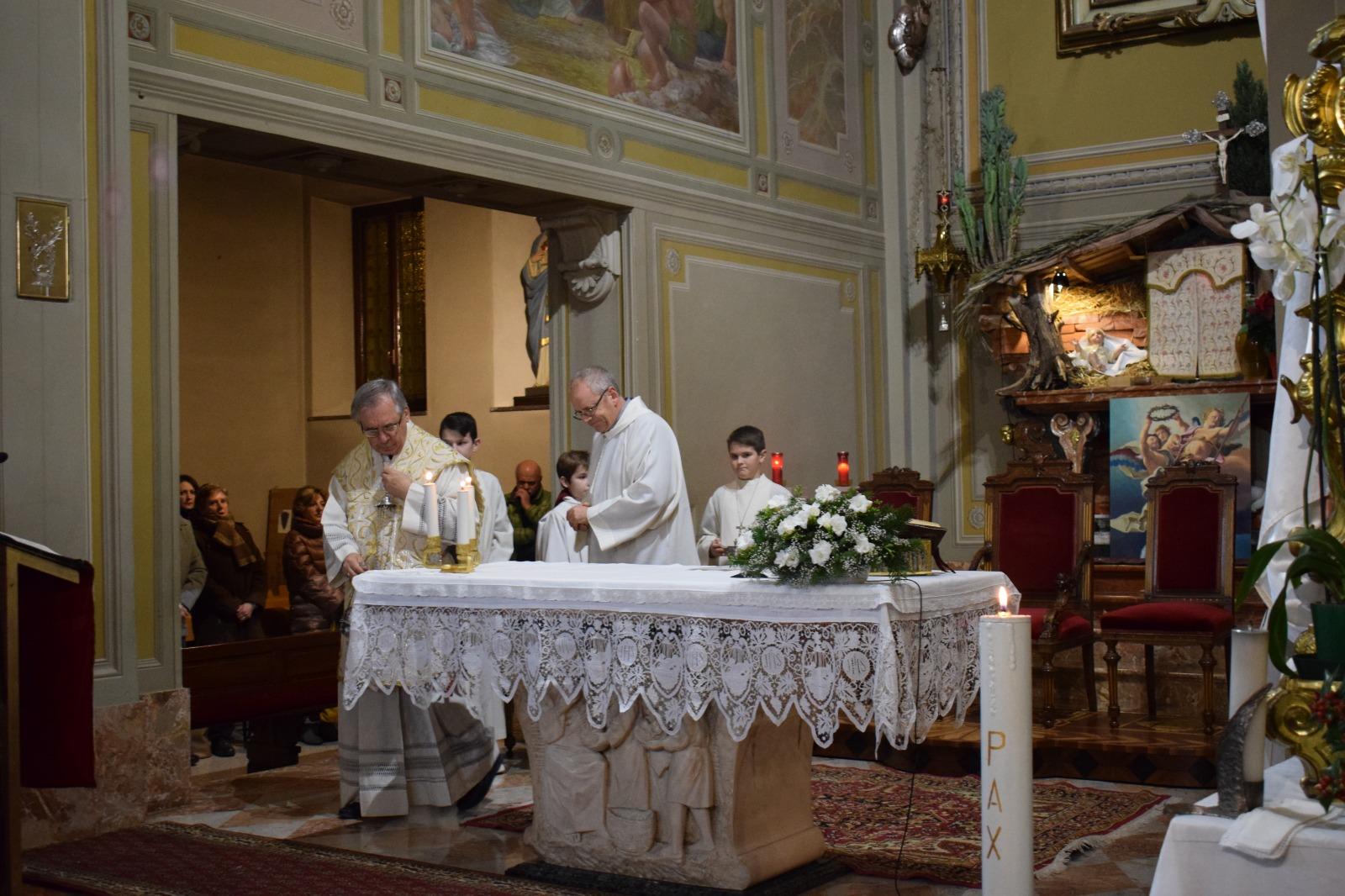 S. Messa nella Notte di Natale 2019 (3)