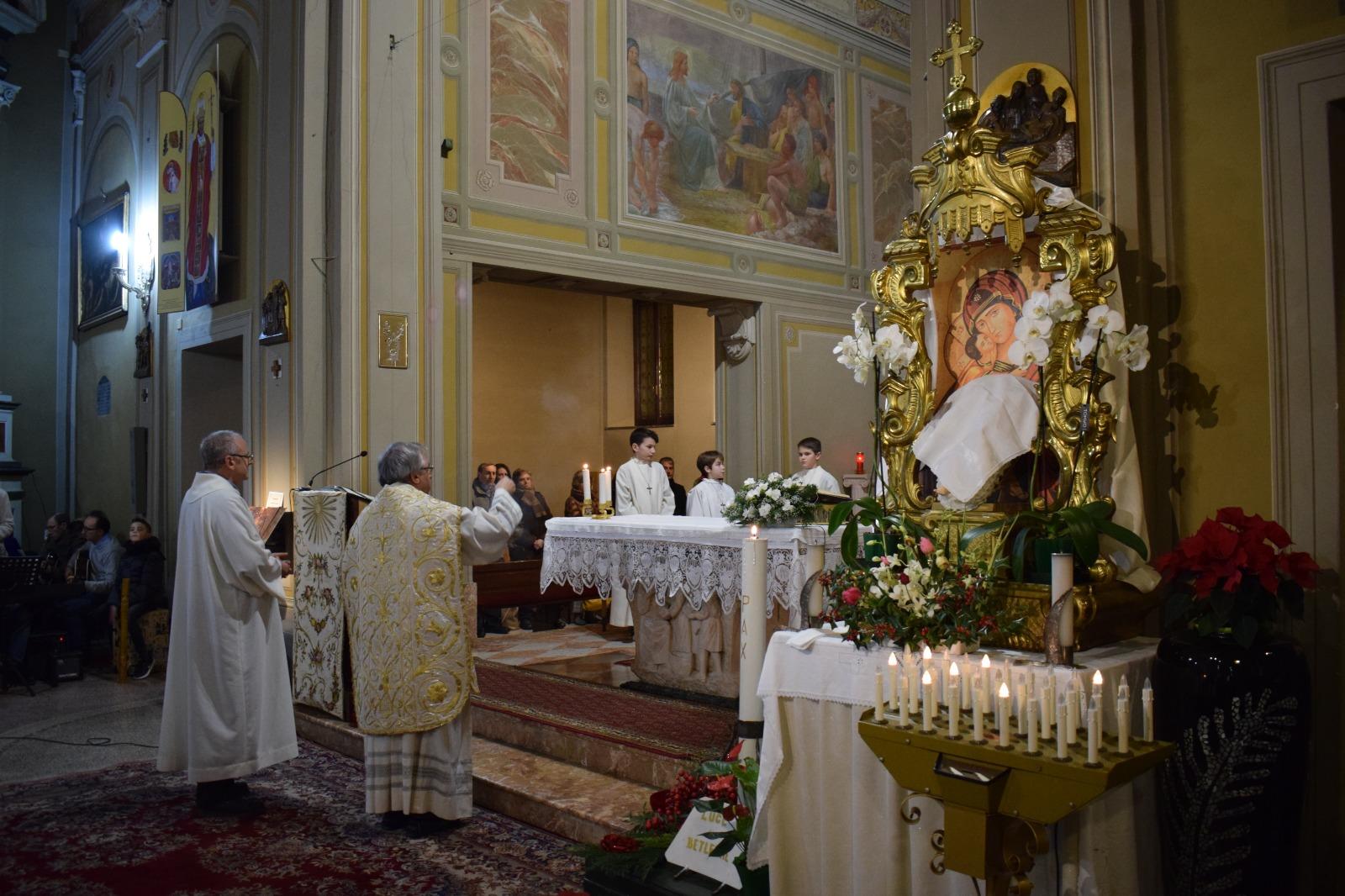 S. Messa nella Notte di Natale 2019 (4)