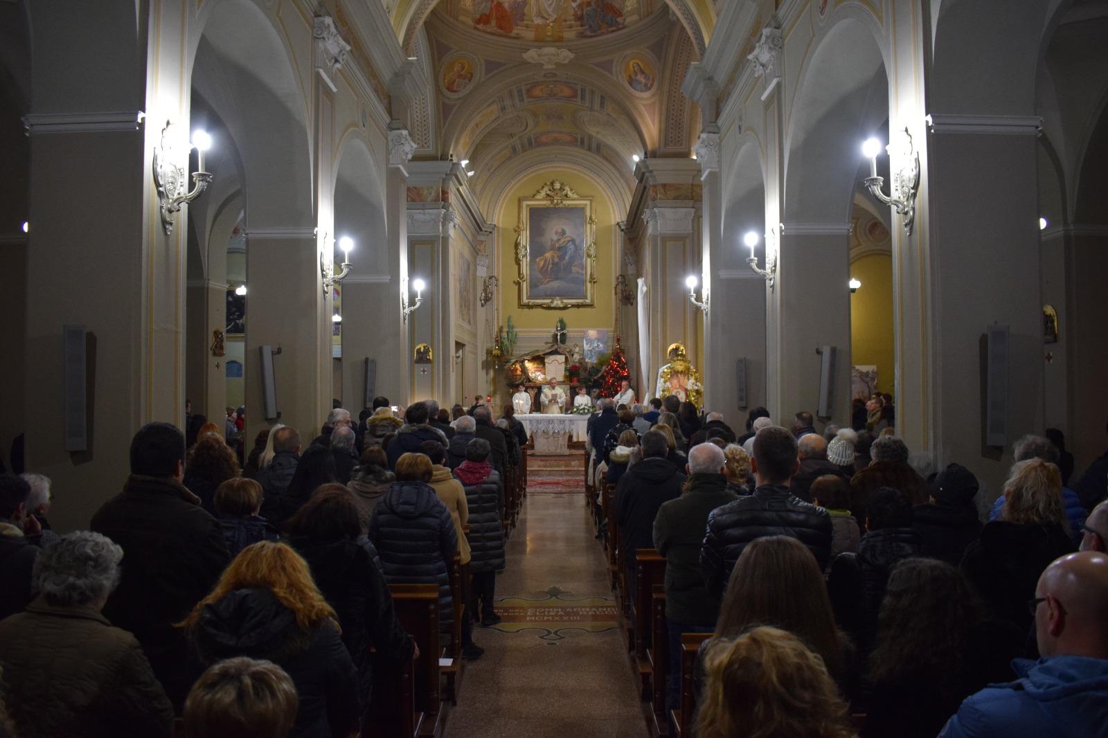 S. Messa nella Notte di Natale 2019 (5)