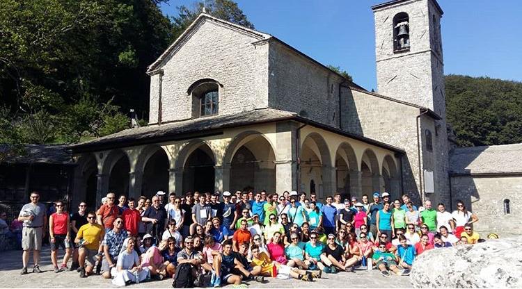 Pellegrinaggio Roma 2018 cammino (3)