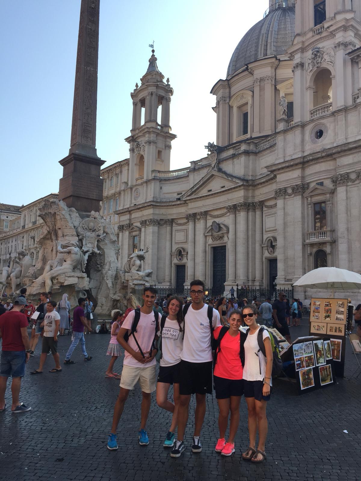 Pellegrinaggio Roma 2018 incontro (10)