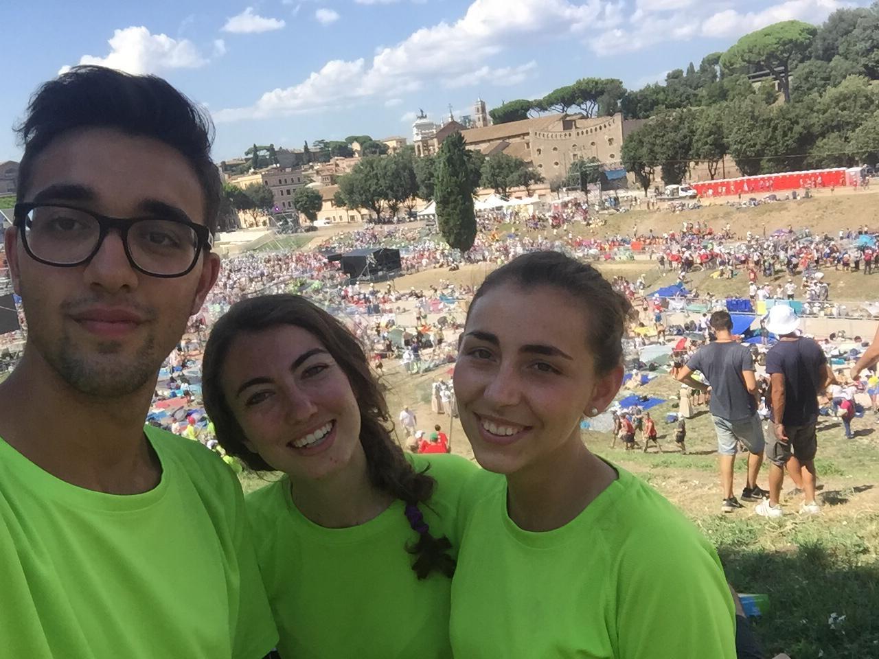 Pellegrinaggio Roma 2018 incontro (12)